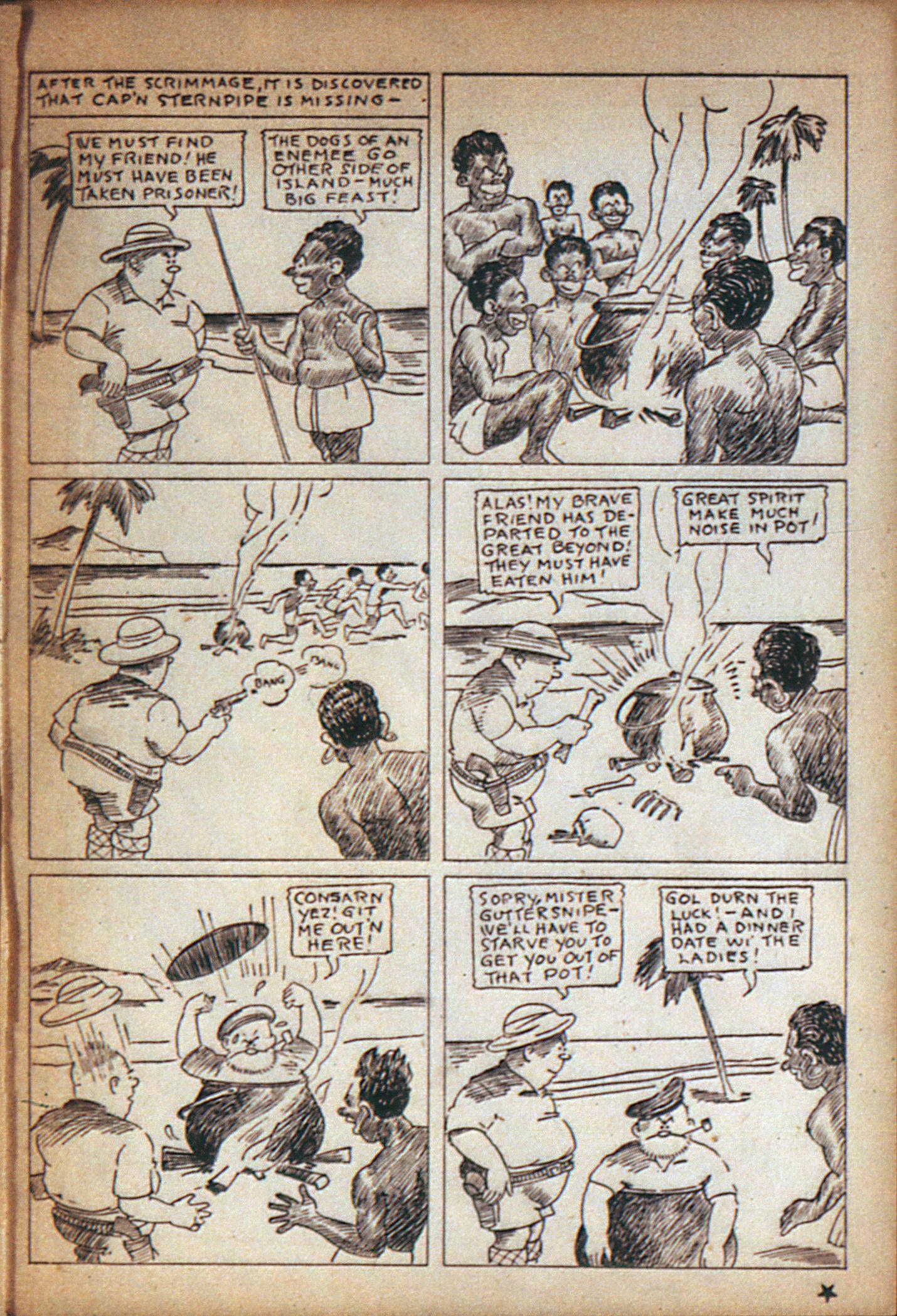 Read online Adventure Comics (1938) comic -  Issue #7 - 47