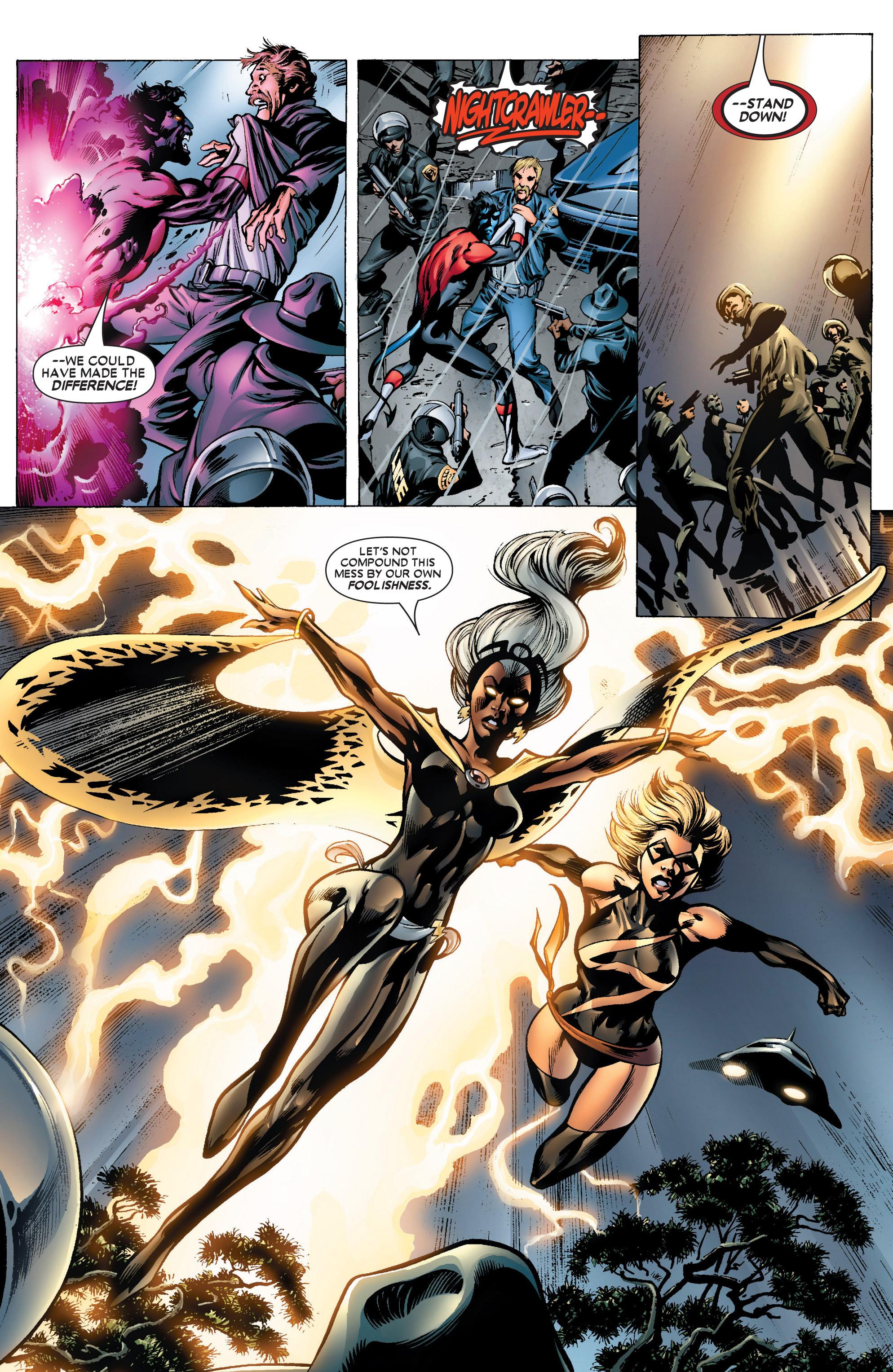Read online Uncanny X-Men (1963) comic -  Issue #445 - 8