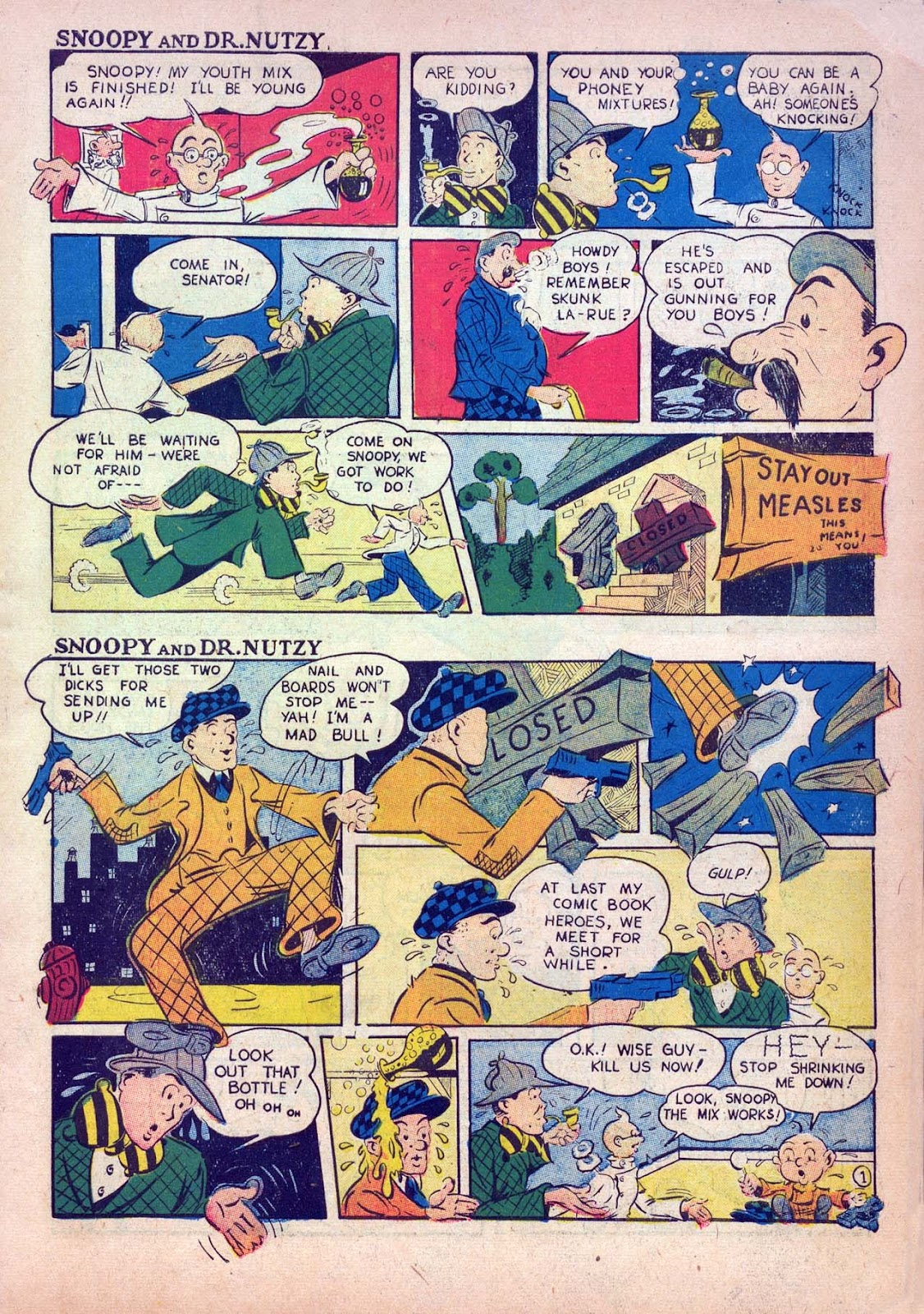 Read online Joker Comics comic -  Issue #7 - 3