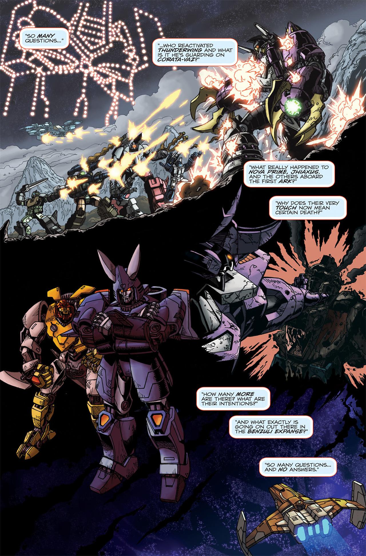 Read online Transformers Spotlight: Doubledealer comic -  Issue # Full - 4