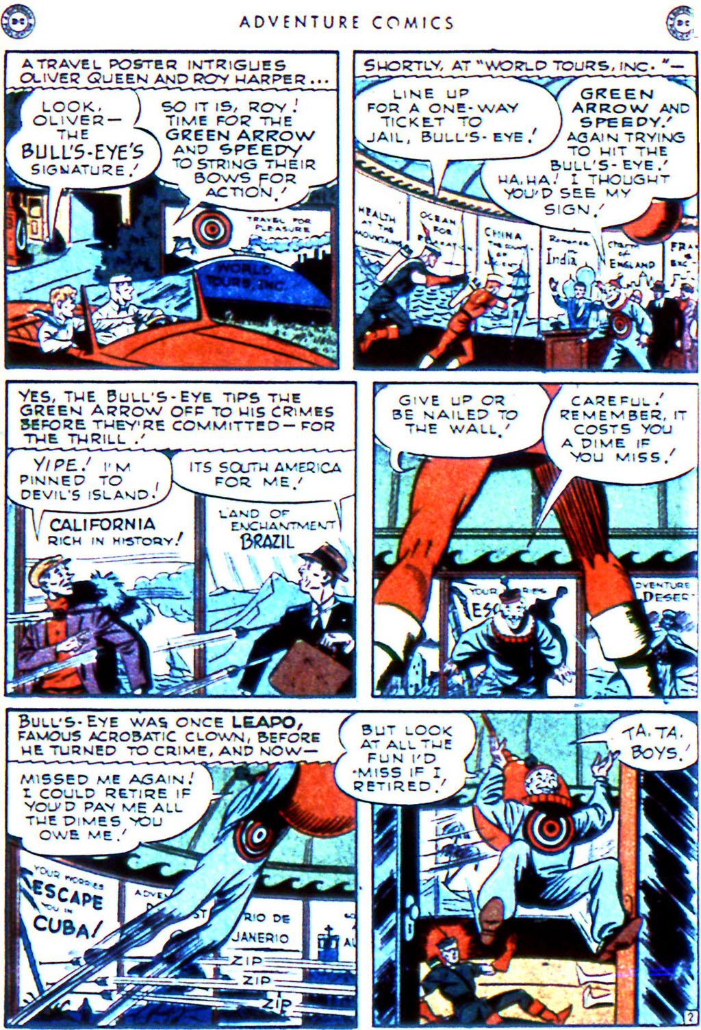 Read online Adventure Comics (1938) comic -  Issue #119 - 32