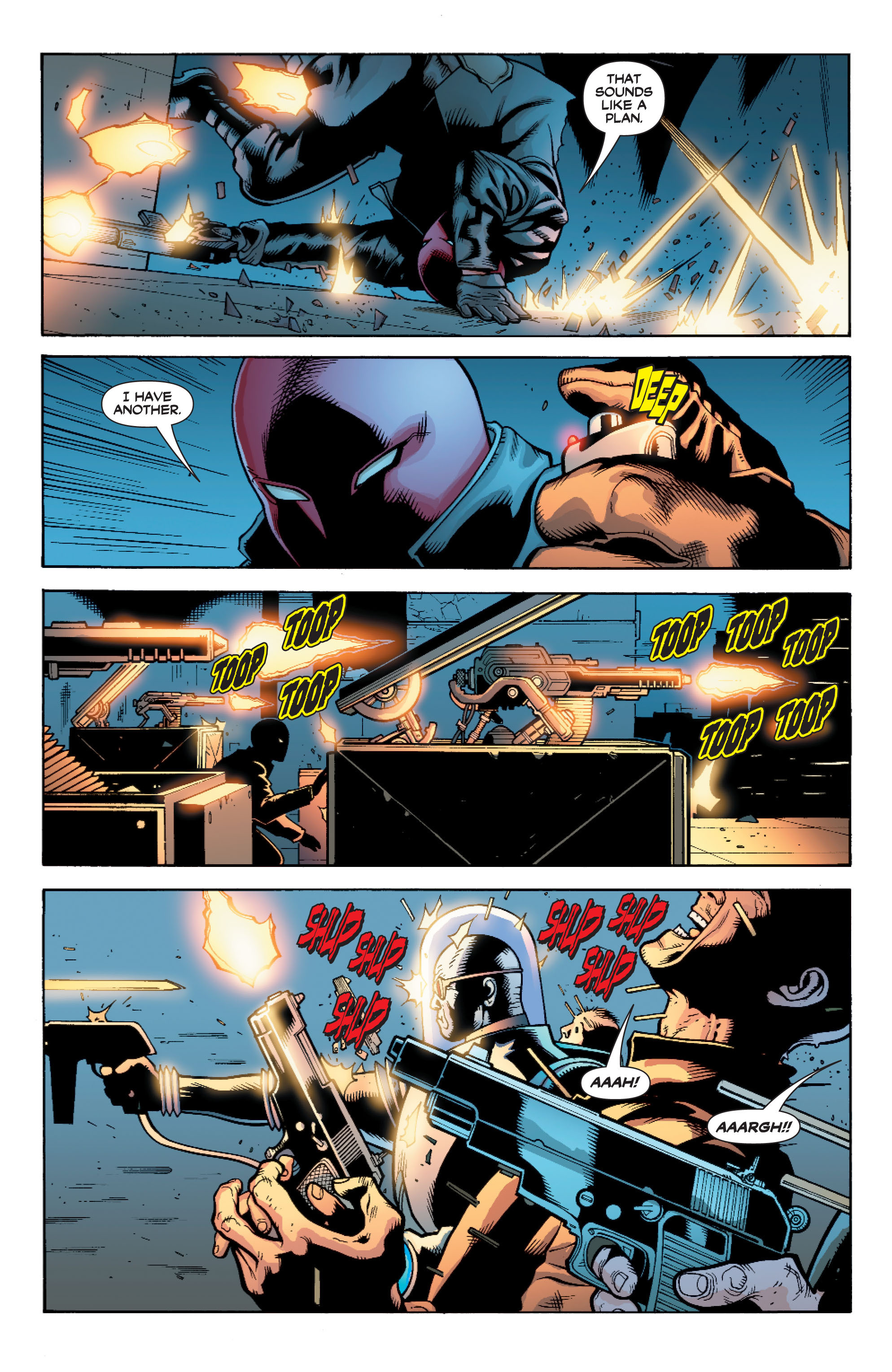 Read online Batman: Under The Red Hood comic -  Issue # Full - 92