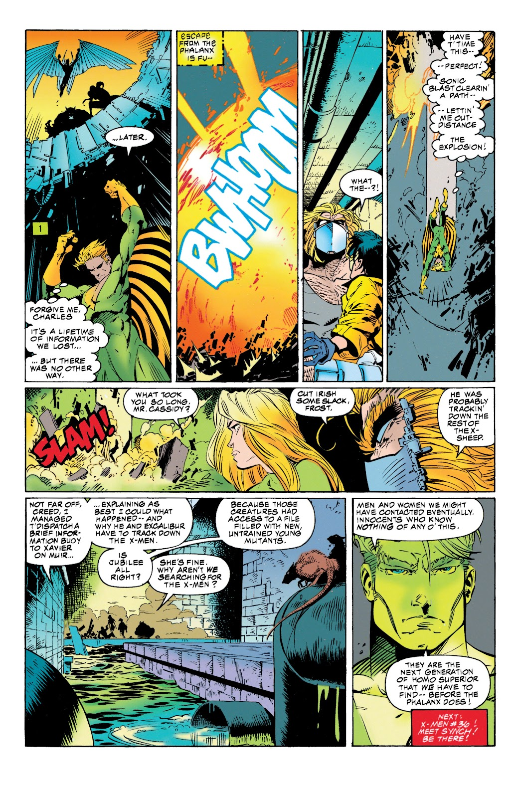 Uncanny X-Men (1963) issue 316 - Page 24