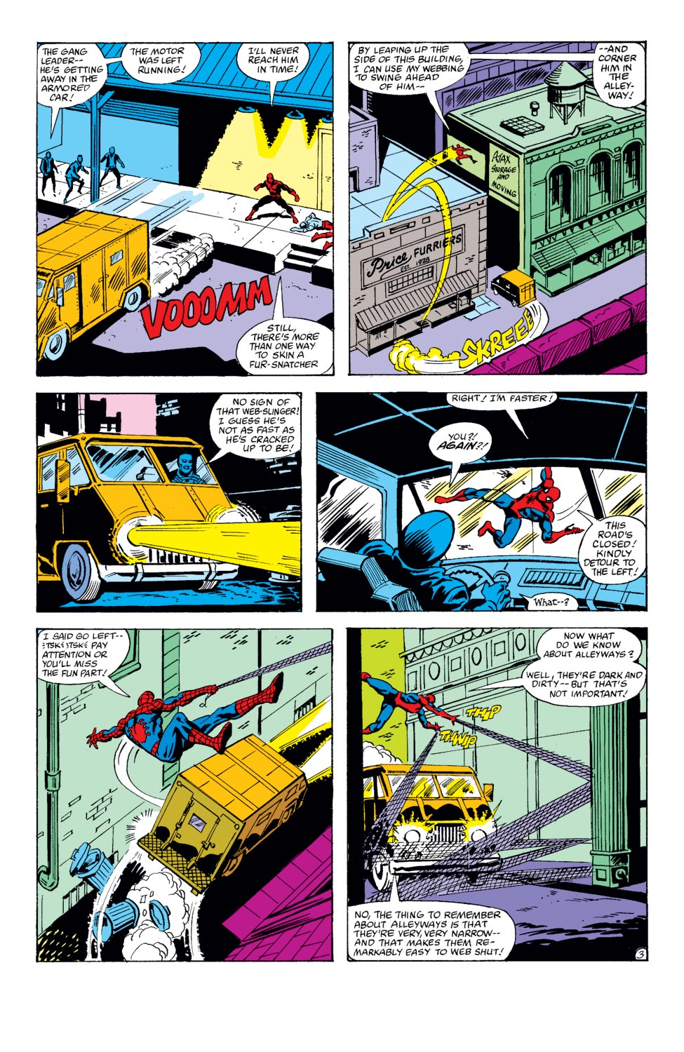 The Amazing Spider-Man (1963) 222 Page 3