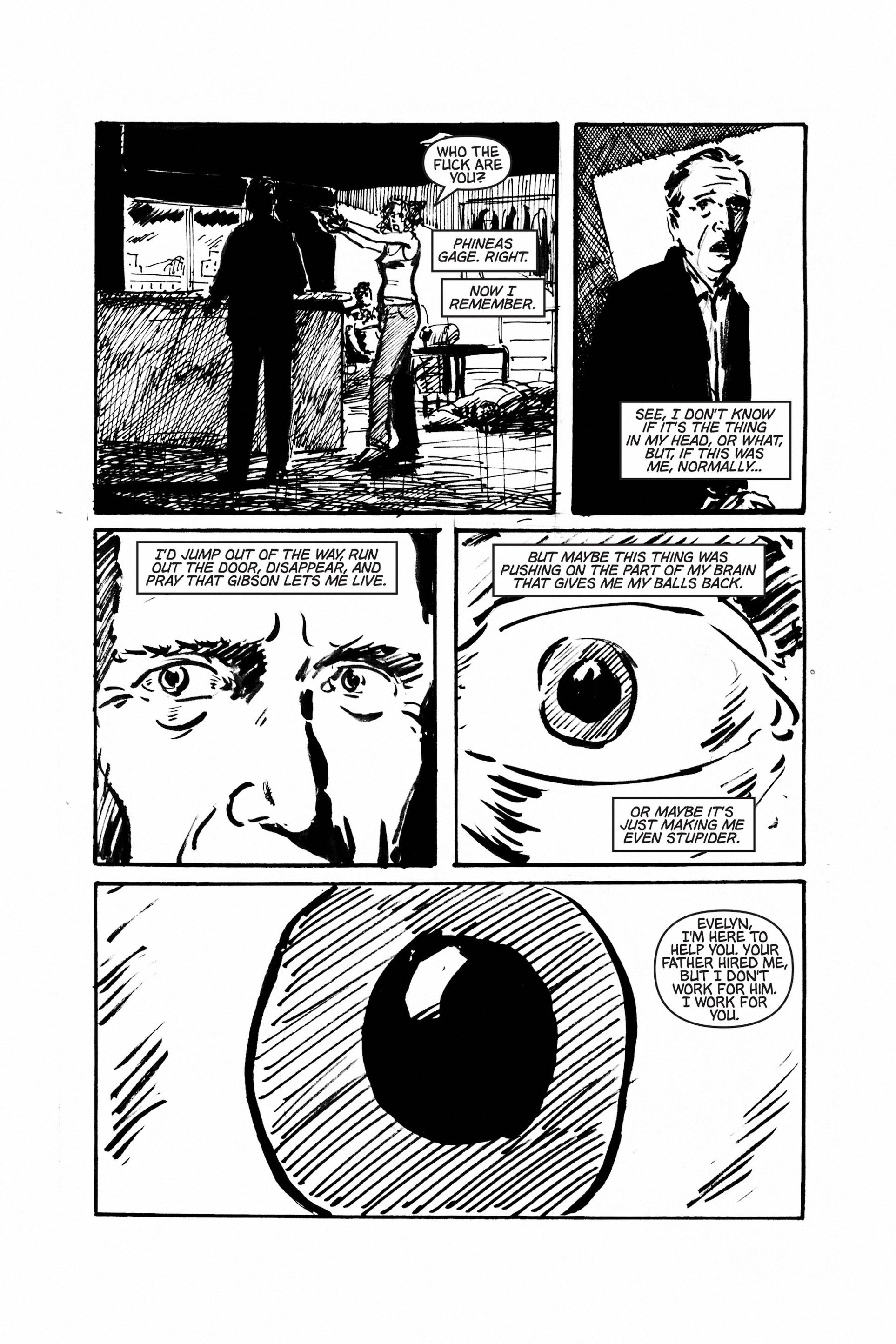 Read online Tumor comic -  Issue # TPB - 53