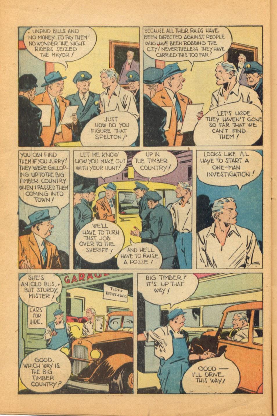Read online Super-Magician Comics comic -  Issue #44 - 10