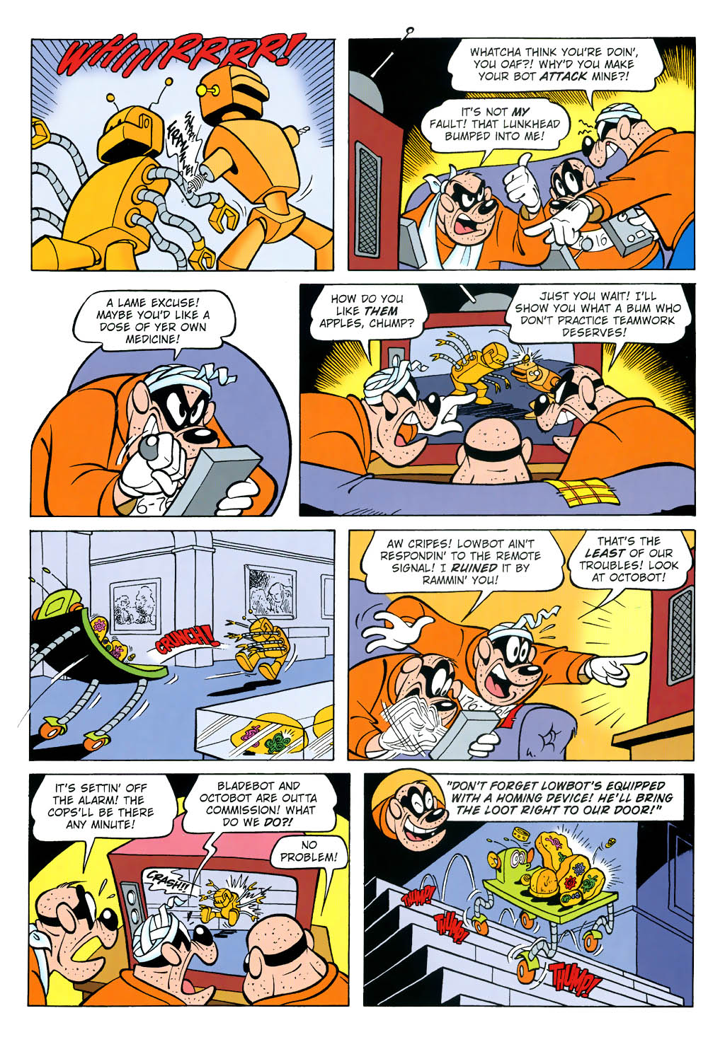 Read online Uncle Scrooge (1953) comic -  Issue #323 - 43