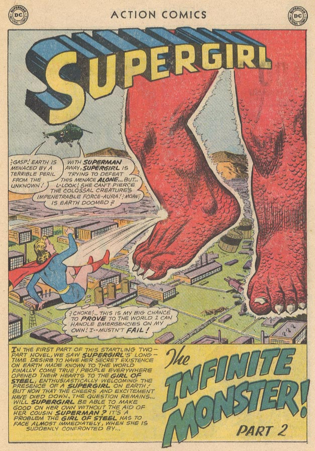 Read online Action Comics (1938) comic -  Issue #285 - 19