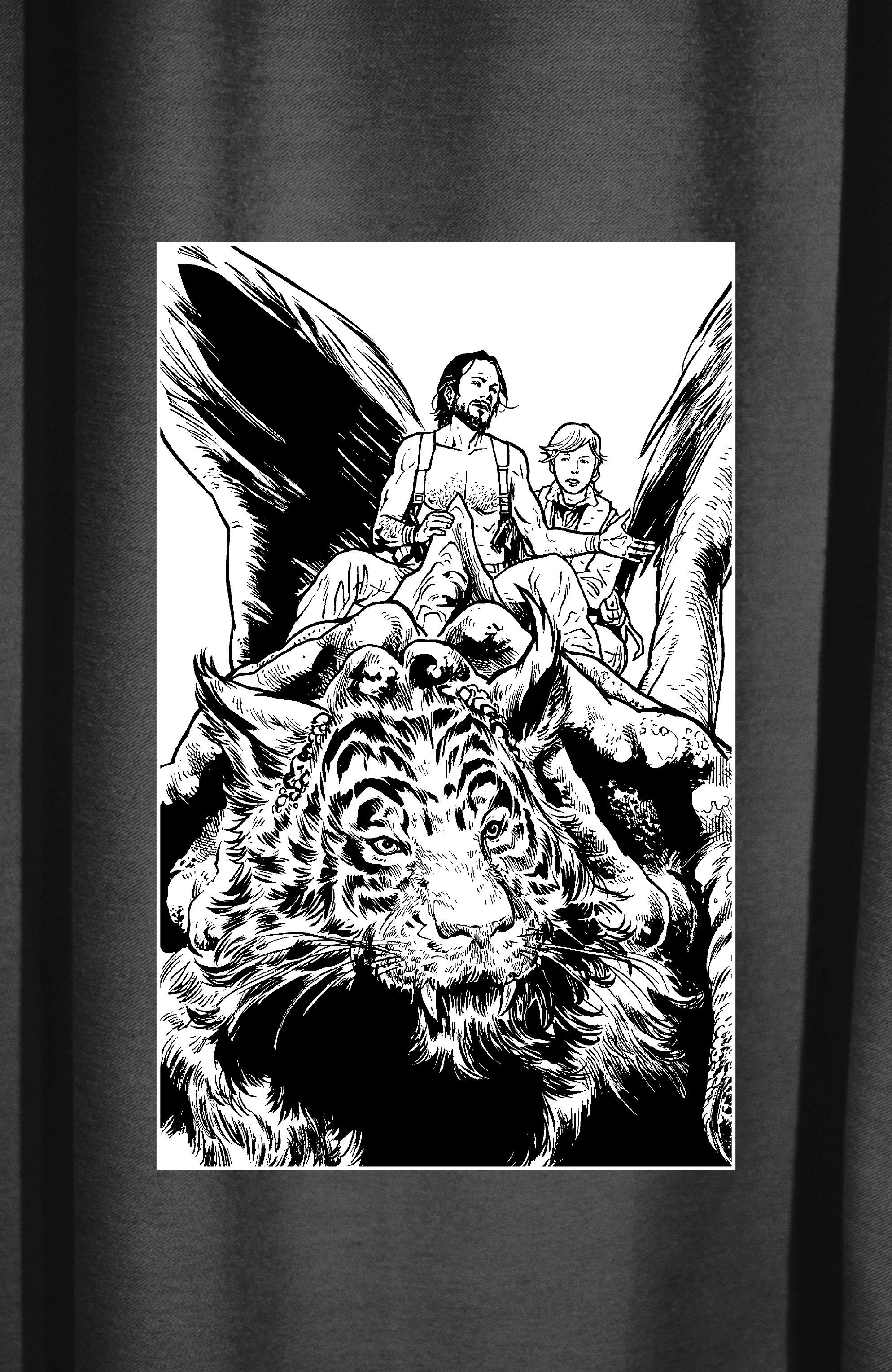 Read online Alan Moore's Cinema Purgatorio comic -  Issue #8 - 44