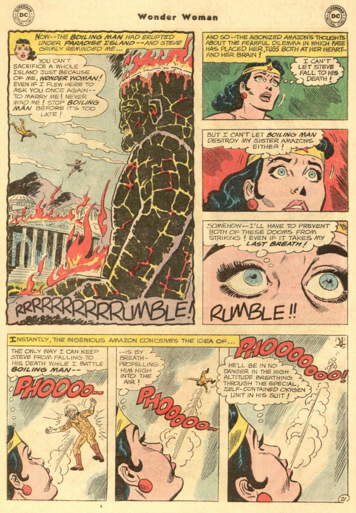 Read online Wonder Woman (1942) comic -  Issue #154 - 29