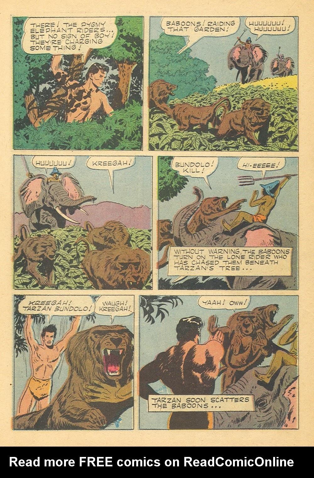 Tarzan (1948) issue 70 - Page 22