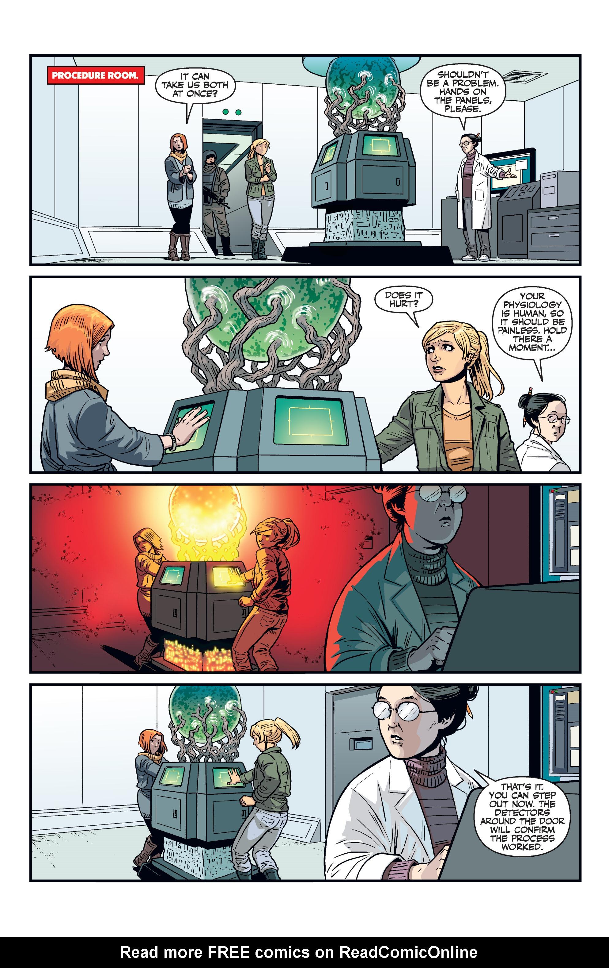 Read online Buffy the Vampire Slayer Season 11 comic -  Issue #7 - 22