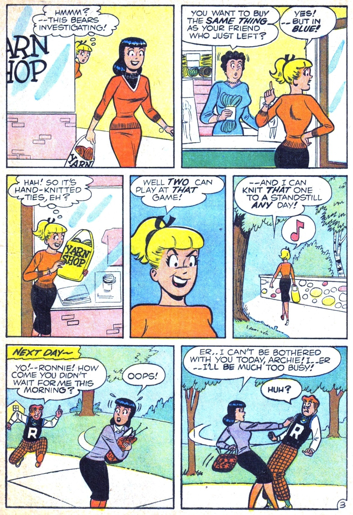 Read online Archie (1960) comic -  Issue #120 - 5