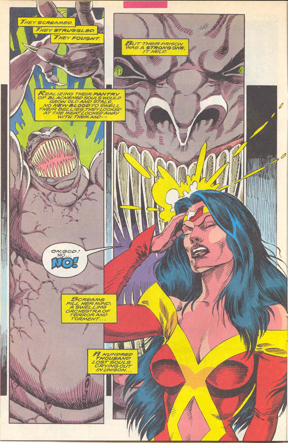 Read online Alpha Flight (1983) comic -  Issue #112 - 11