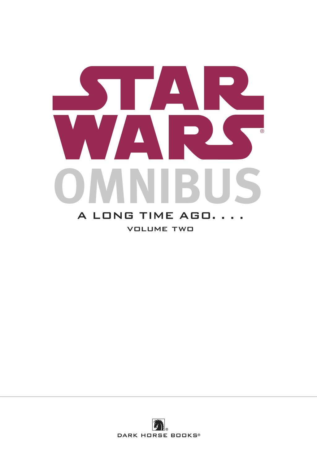 Read online Star Wars Omnibus comic -  Issue # Vol. 14 - 2
