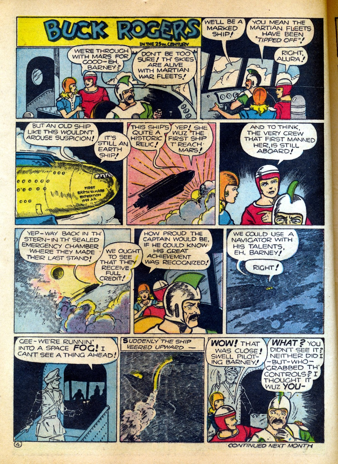 Read online Famous Funnies comic -  Issue #82 - 20
