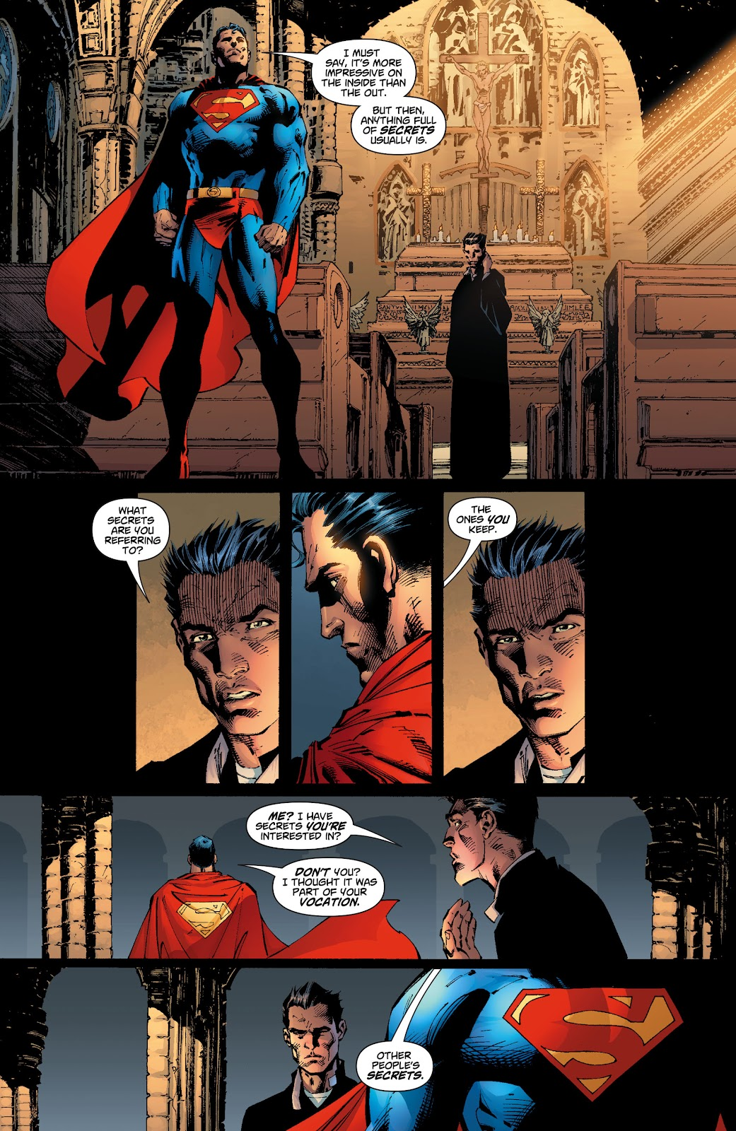 Read online Superman: For Tomorrow comic -  Issue # TPB (Part 1) - 17