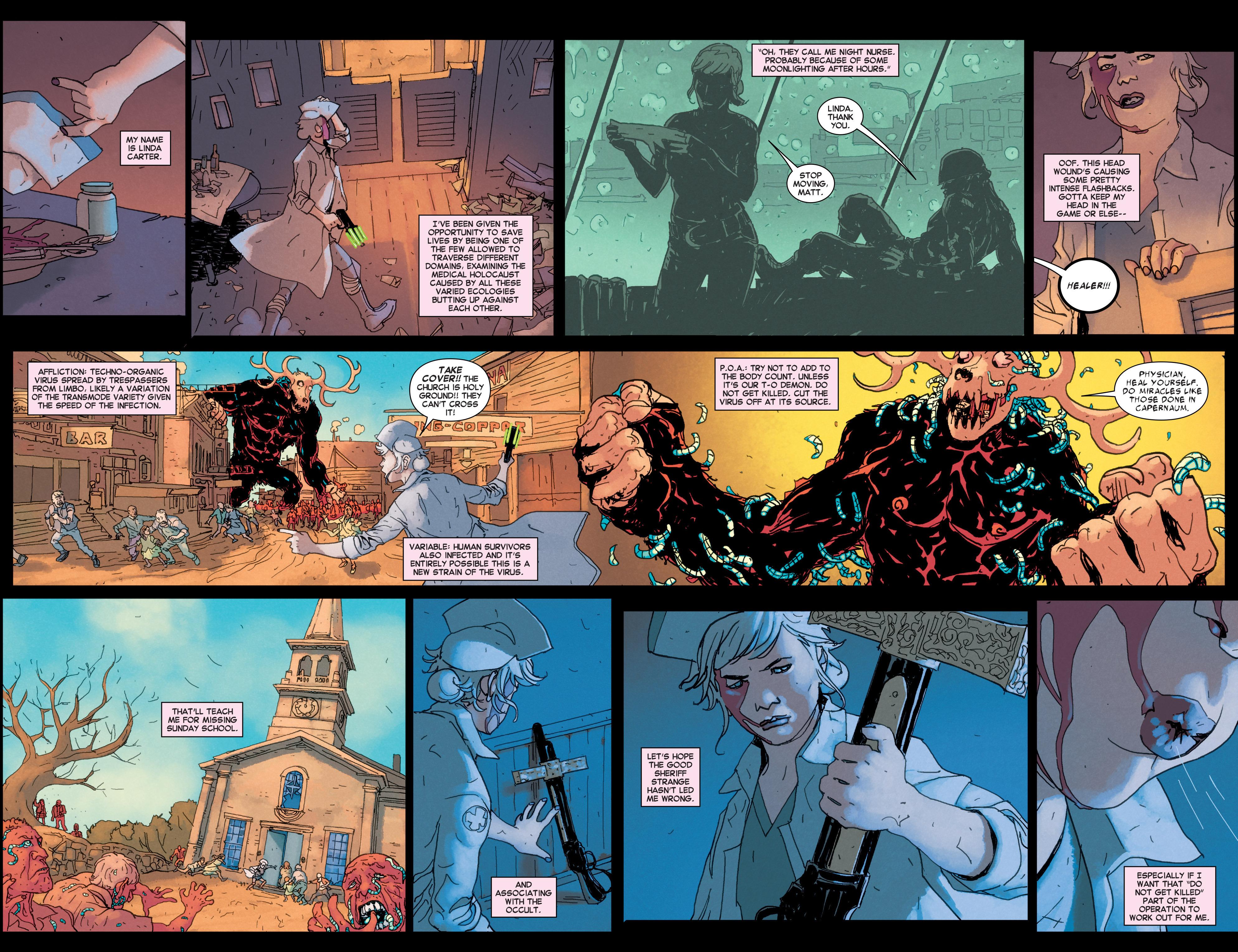 Read online Secret Wars Journal/Battleworld comic -  Issue # TPB - 71