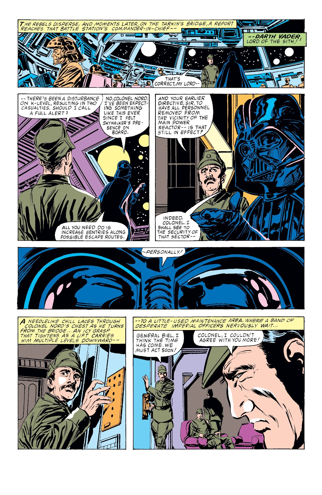 Read online Star Wars Legends: The Original Marvel Years - Epic Collection comic -  Issue # TPB 3 (Part 3) - 94