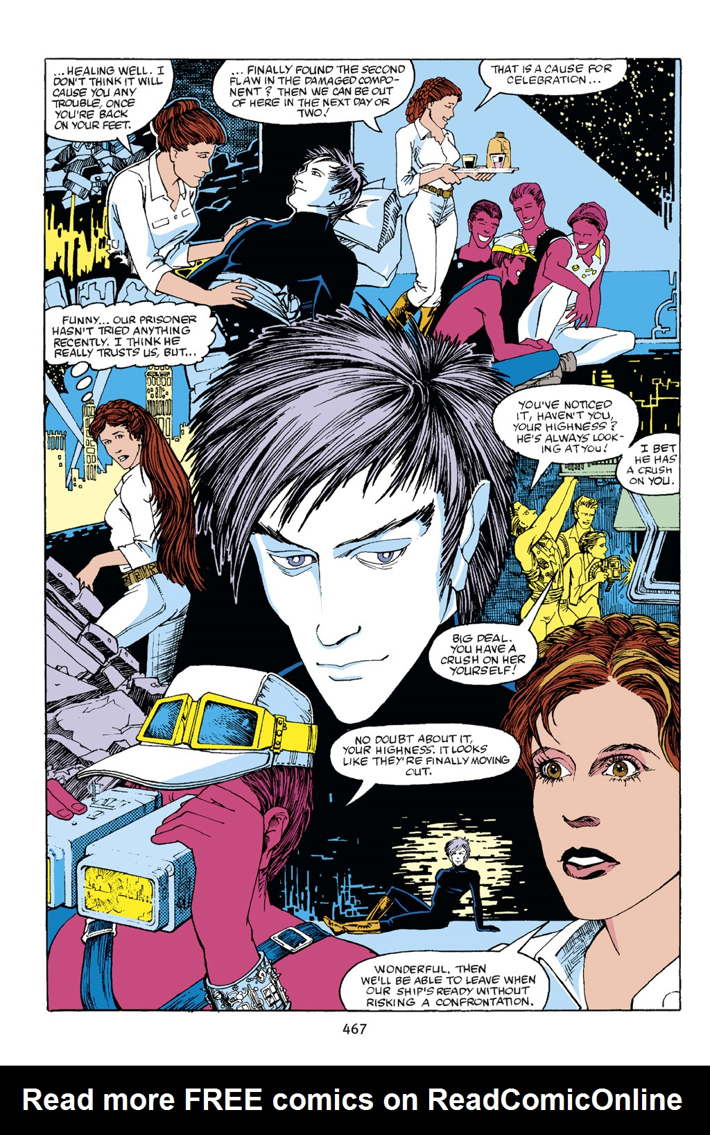 Read online Star Wars Omnibus comic -  Issue # Vol. 21.5 - 193