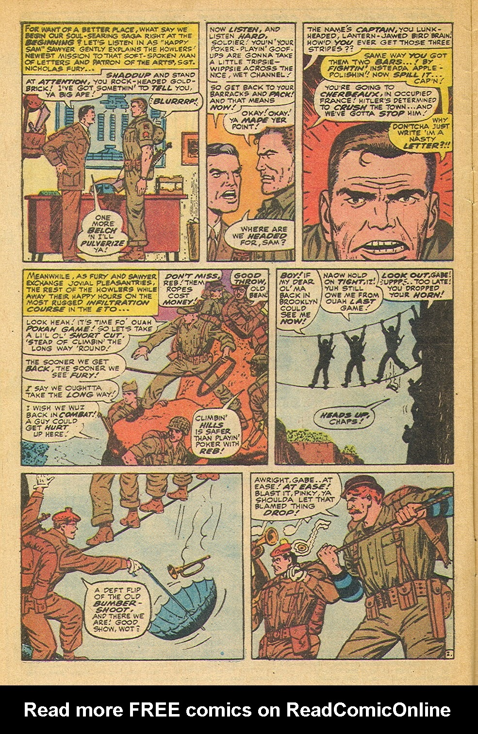Read online Sgt. Fury comic -  Issue #91 - 4