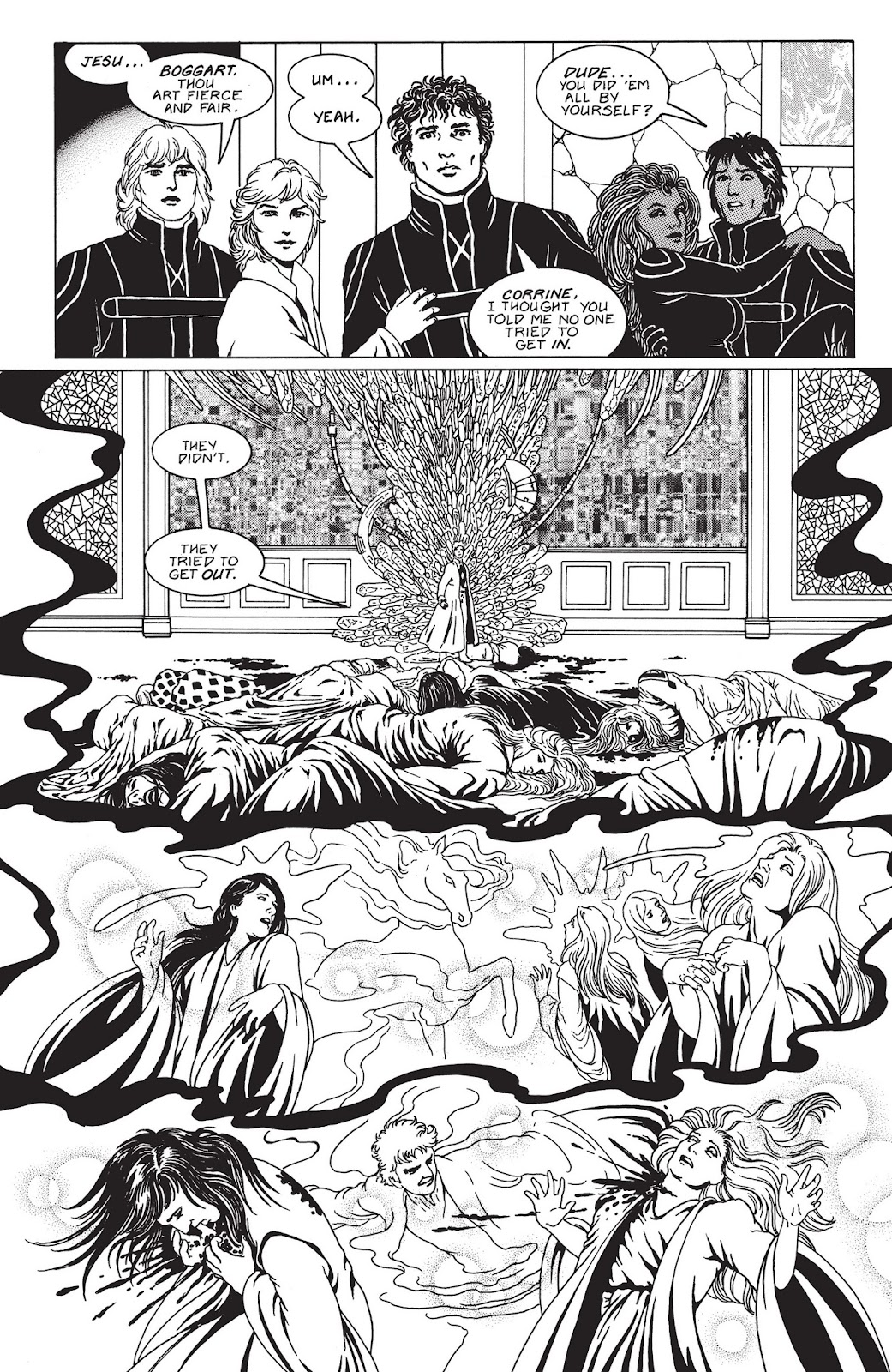 A Distant Soil (1991) issue 42 - Page 3