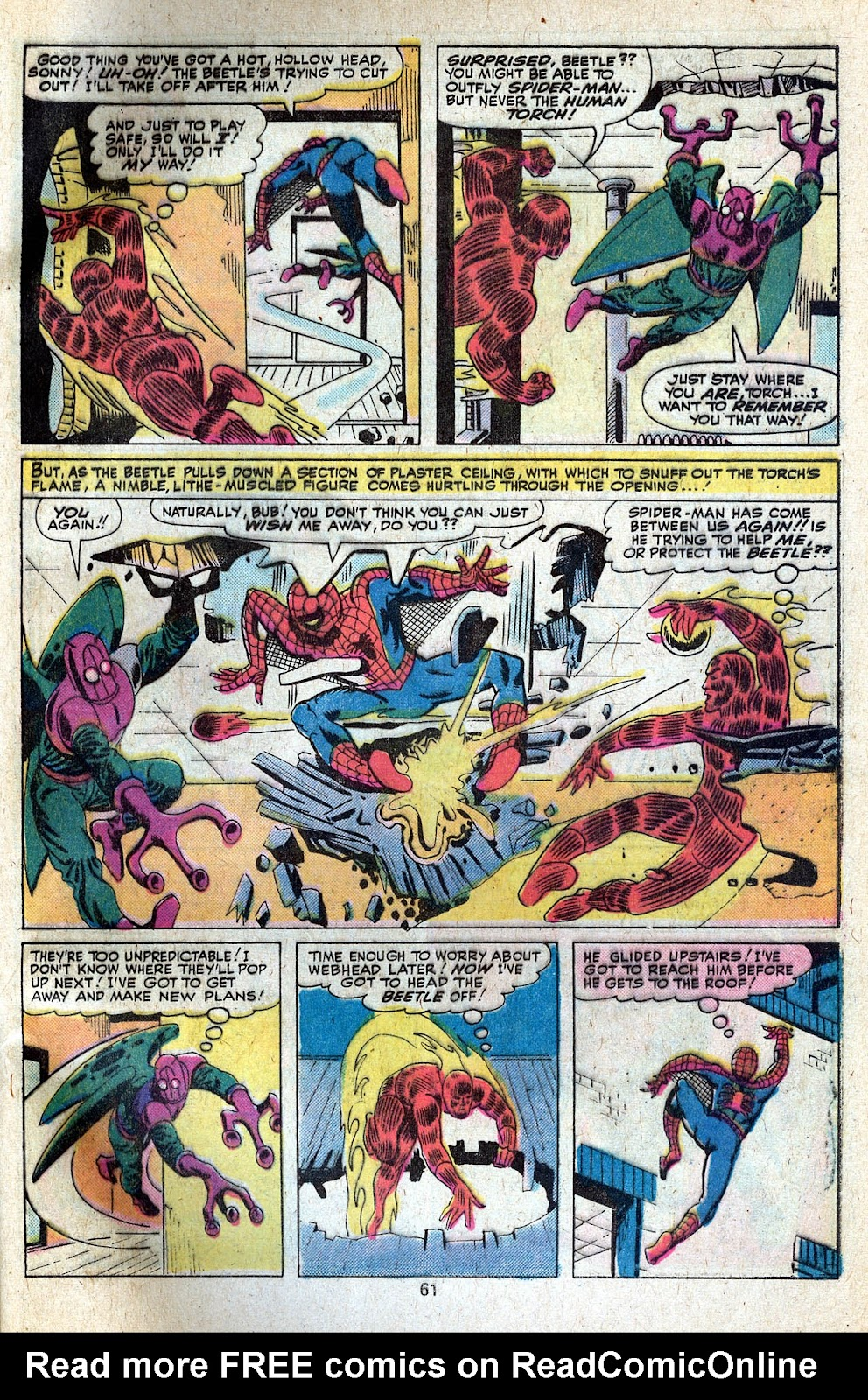 Giant-Size Spider-Man (1974) issue 5 - Page 63