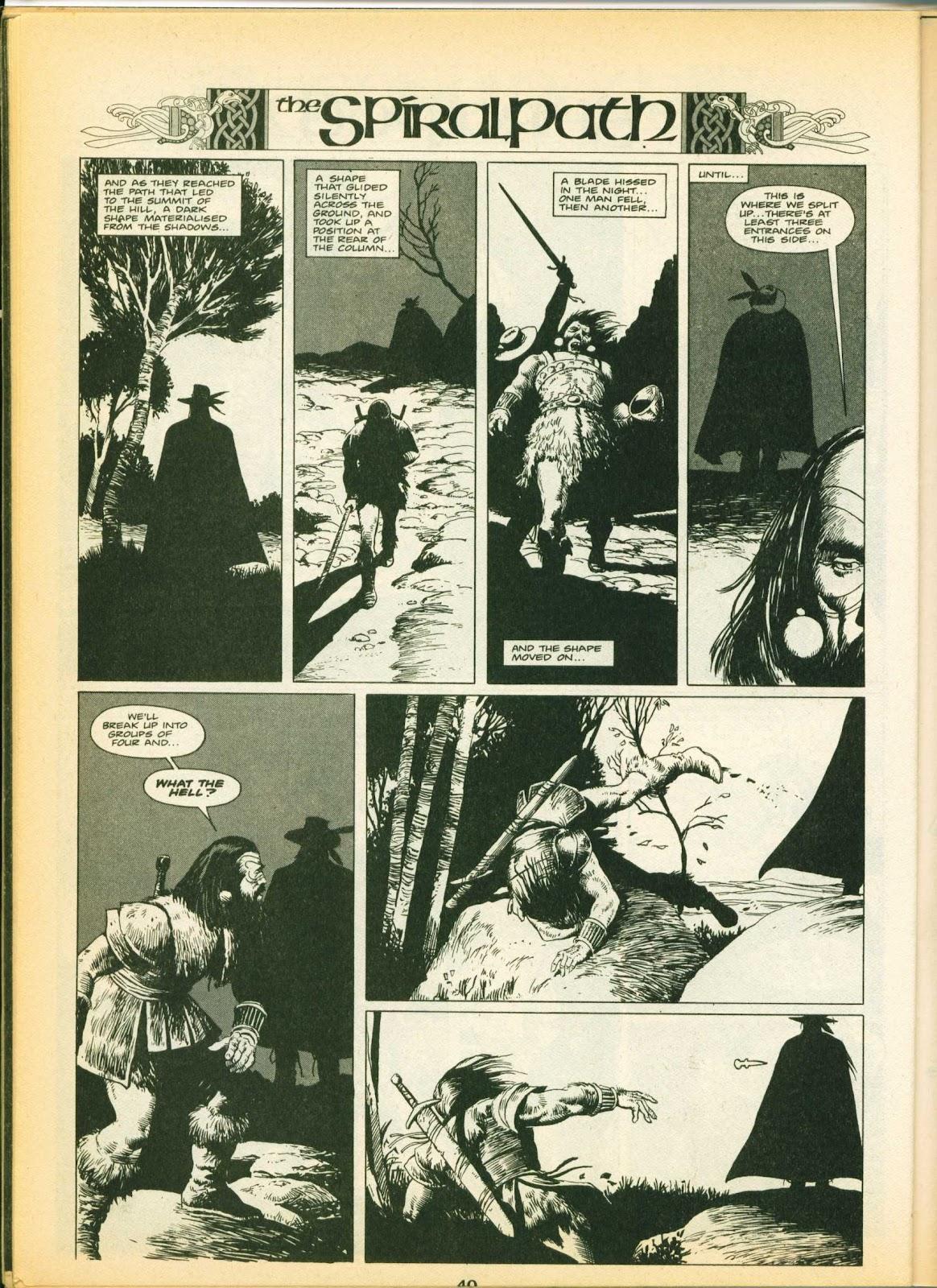 Warrior Issue #10 #11 - English 39