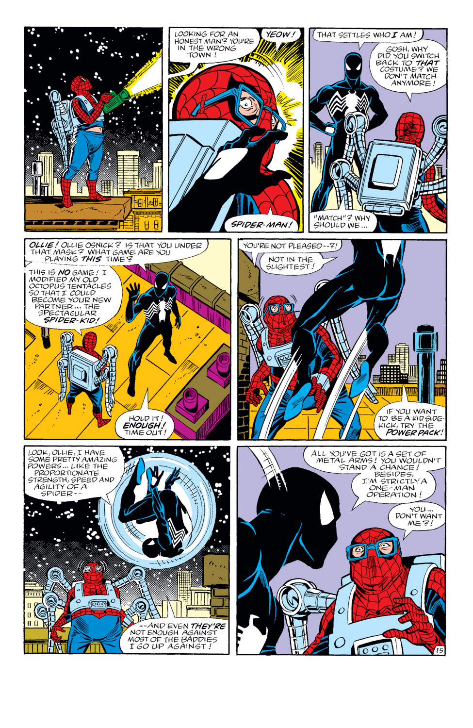 The Amazing Spider-Man (1963) 263 Page 15