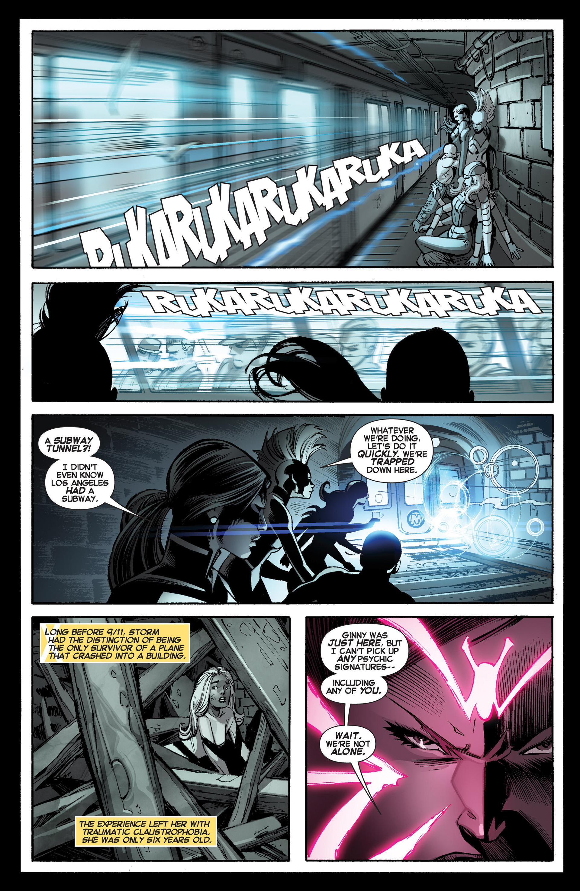 Read online Uncanny X-Force (2013) comic -  Issue #3 - 12