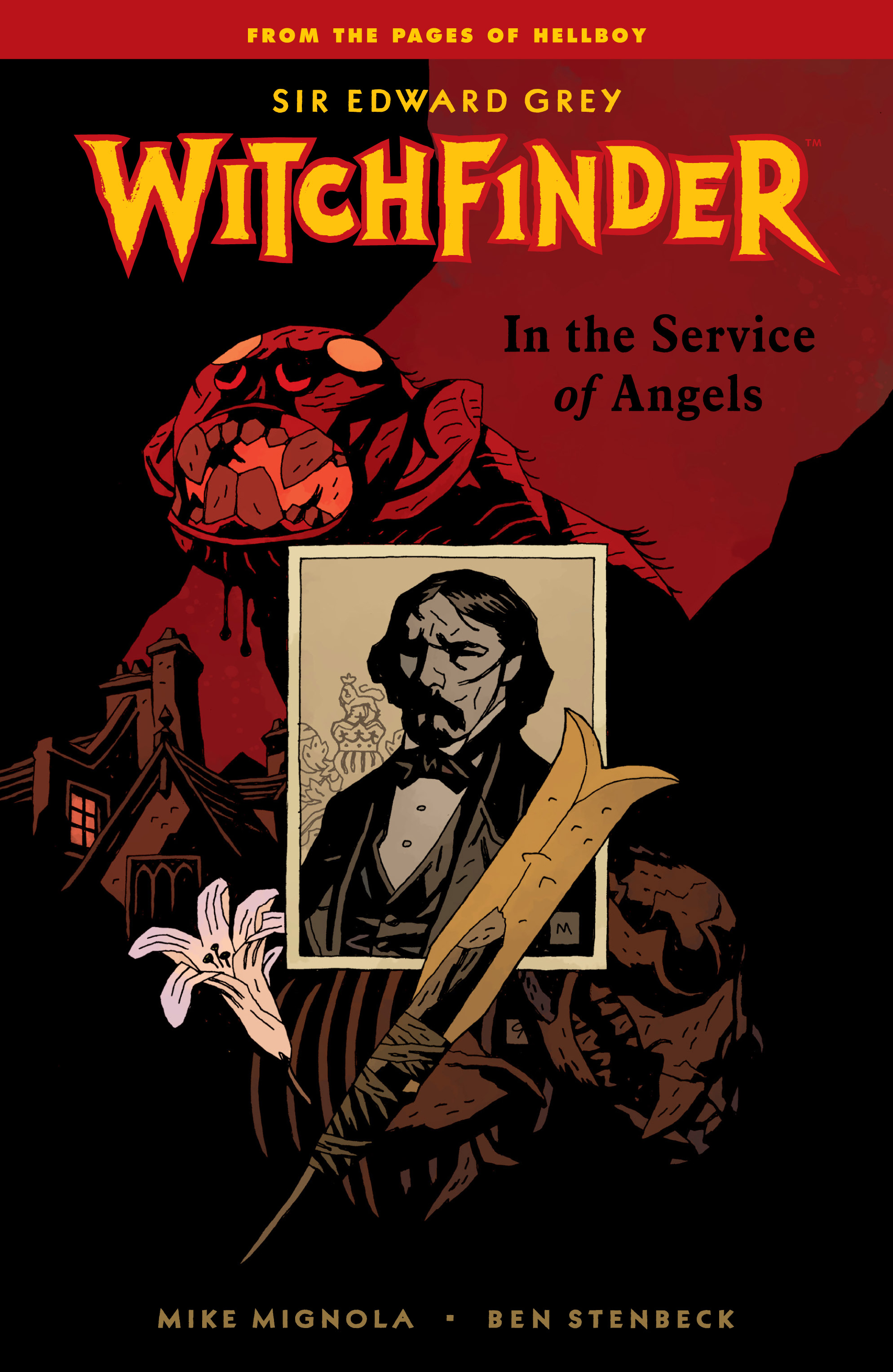 Read online Sir Edward Grey, Witchfinder: In the Service of Angels comic -  Issue # TPB - 1