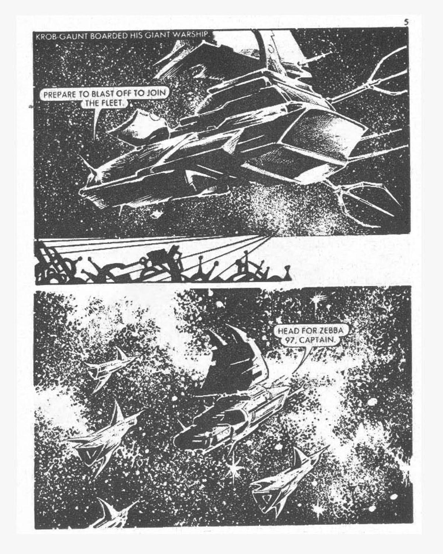Starblazer issue 29 - Page 5