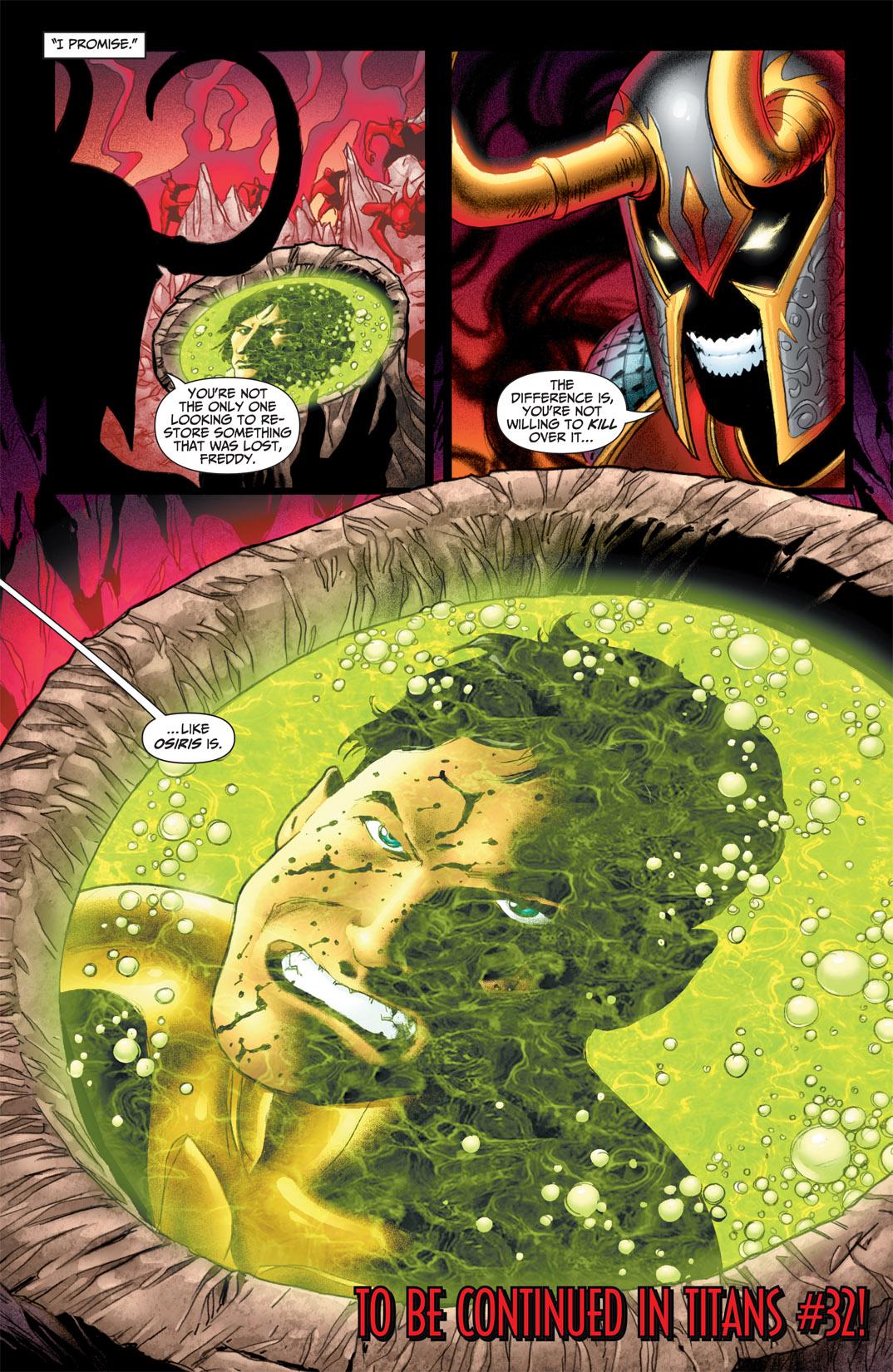 Read online Shazam! (2011) comic -  Issue #1 - 20