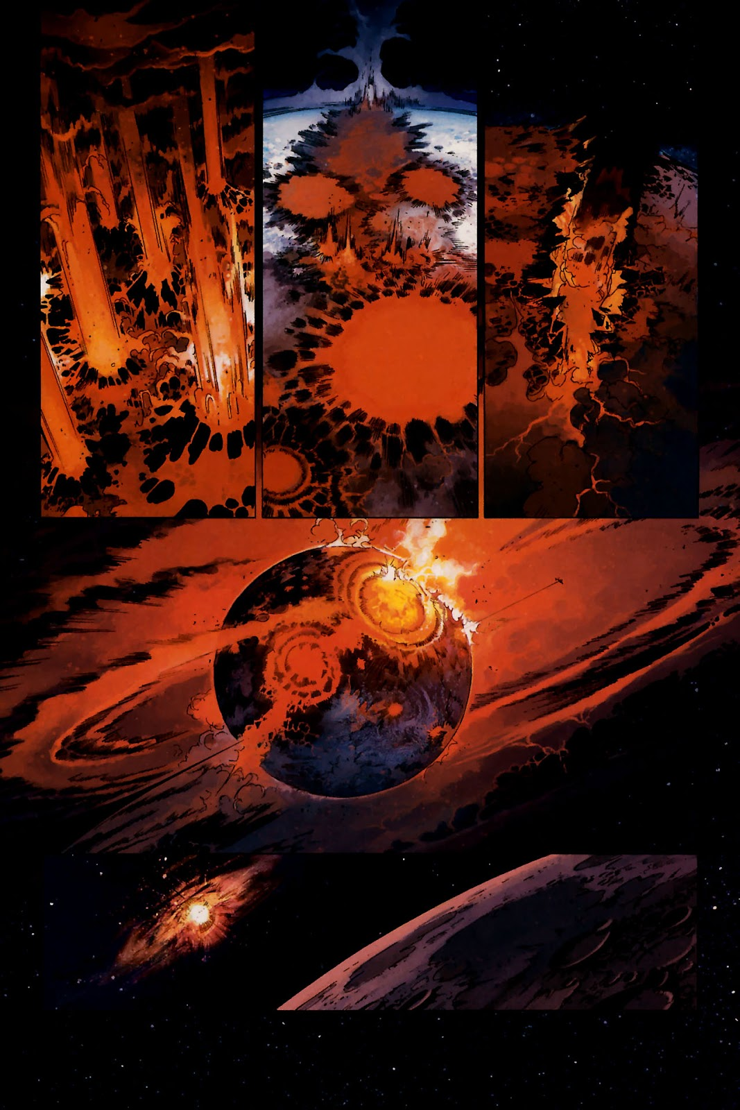 Read online Universal War One: Revelations comic -  Issue #1 - 49