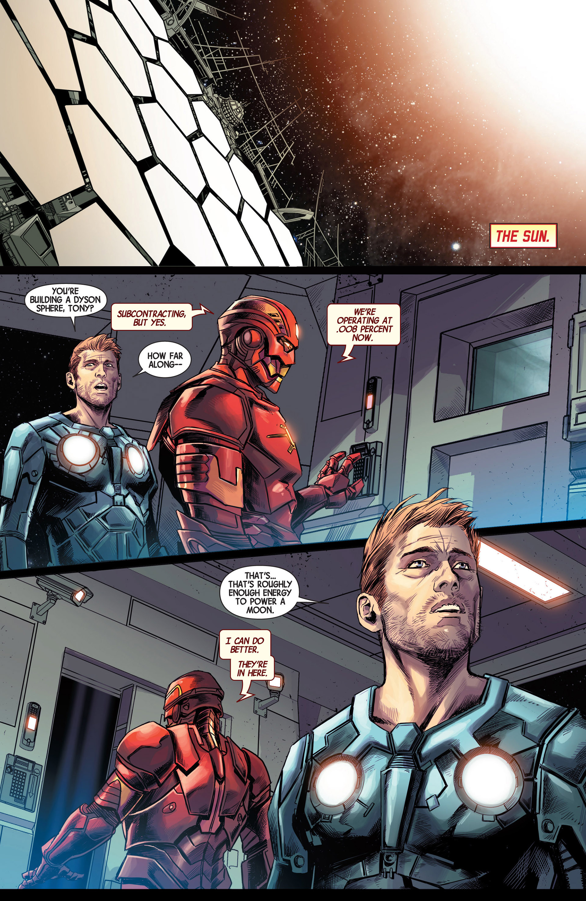 Read online Avengers (2013) comic -  Issue #17 - 21