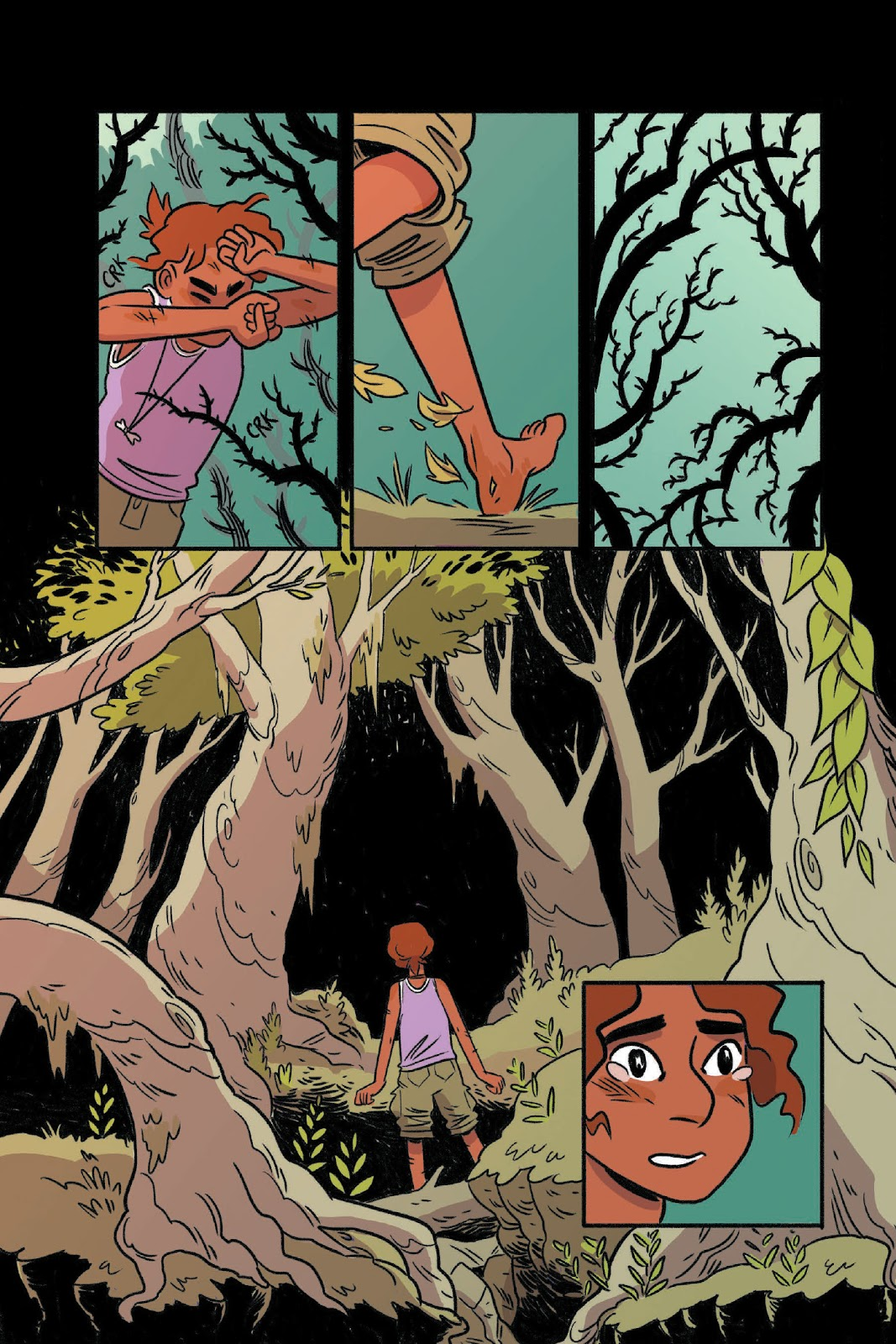 The Witch Boy TPB_(Part_2) Page 1