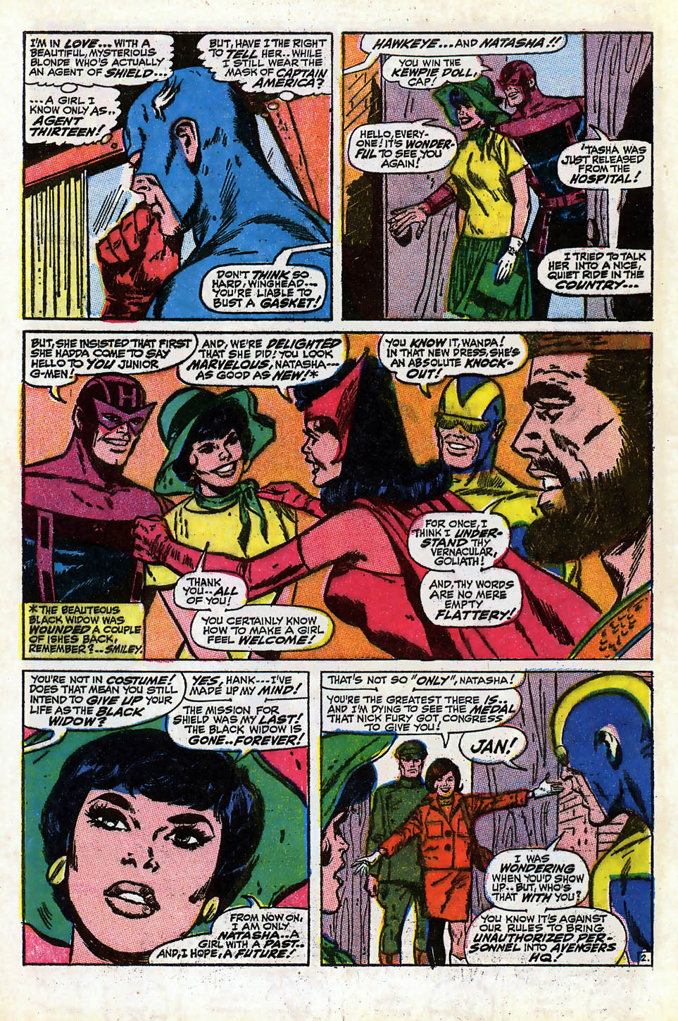 The Avengers (1963) 46 Page 2