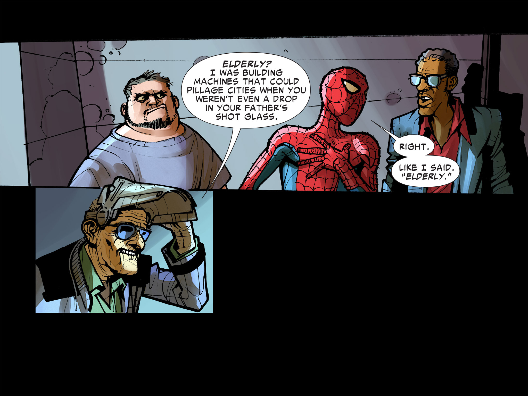 Read online Amazing Spider-Man: Who Am I? comic -  Issue # Full (Part 2) - 119