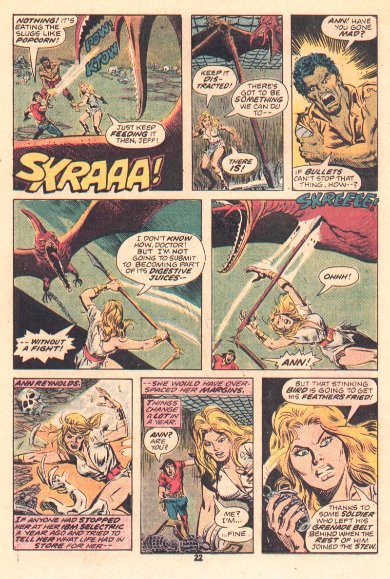 Read online Skull The Slayer comic -  Issue #7 - 13