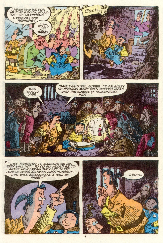 Read online Sergio Aragonés Groo the Wanderer comic -  Issue #78 - 10