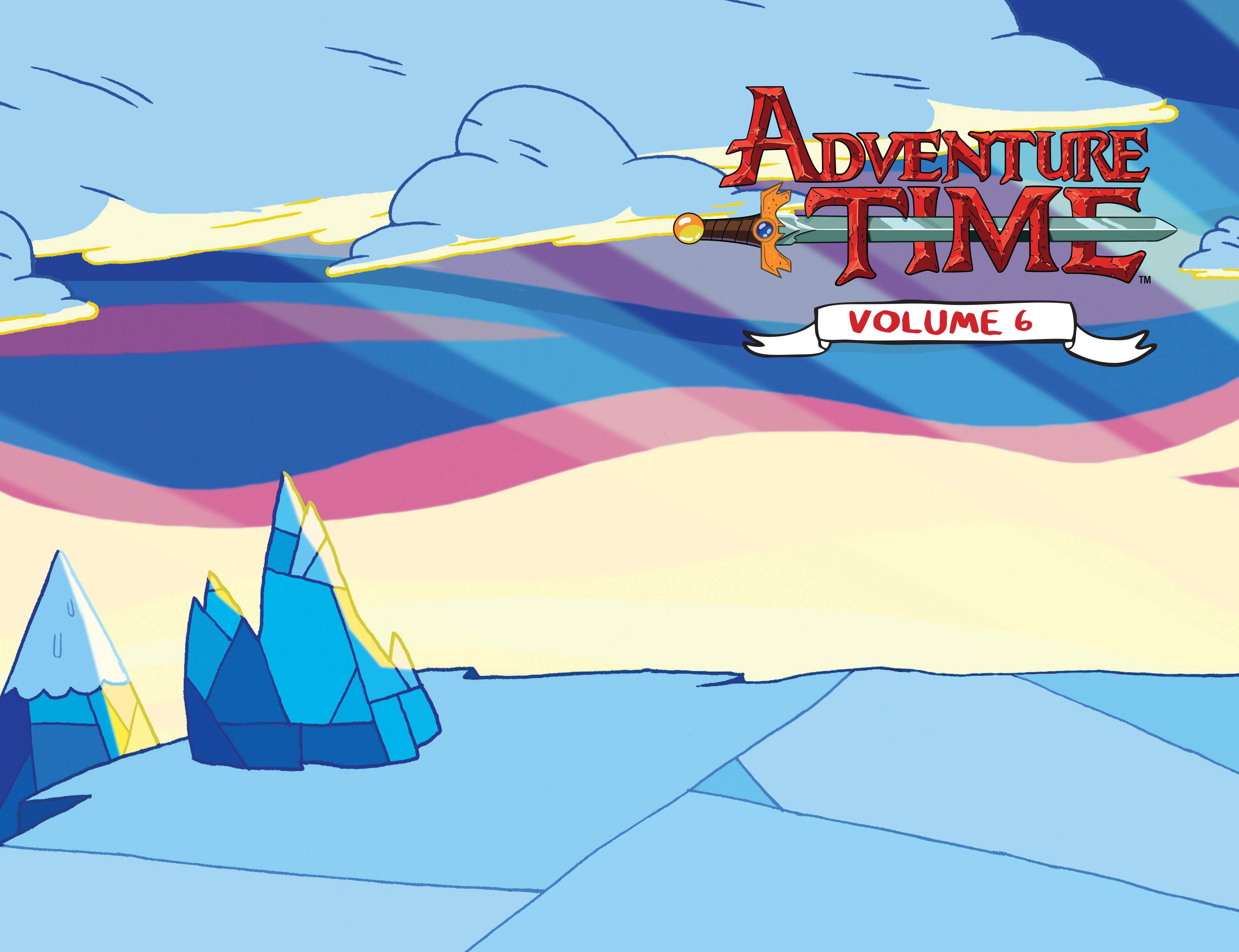 Read online Adventure Time comic -  Issue #Adventure Time _TPB 6 - 3