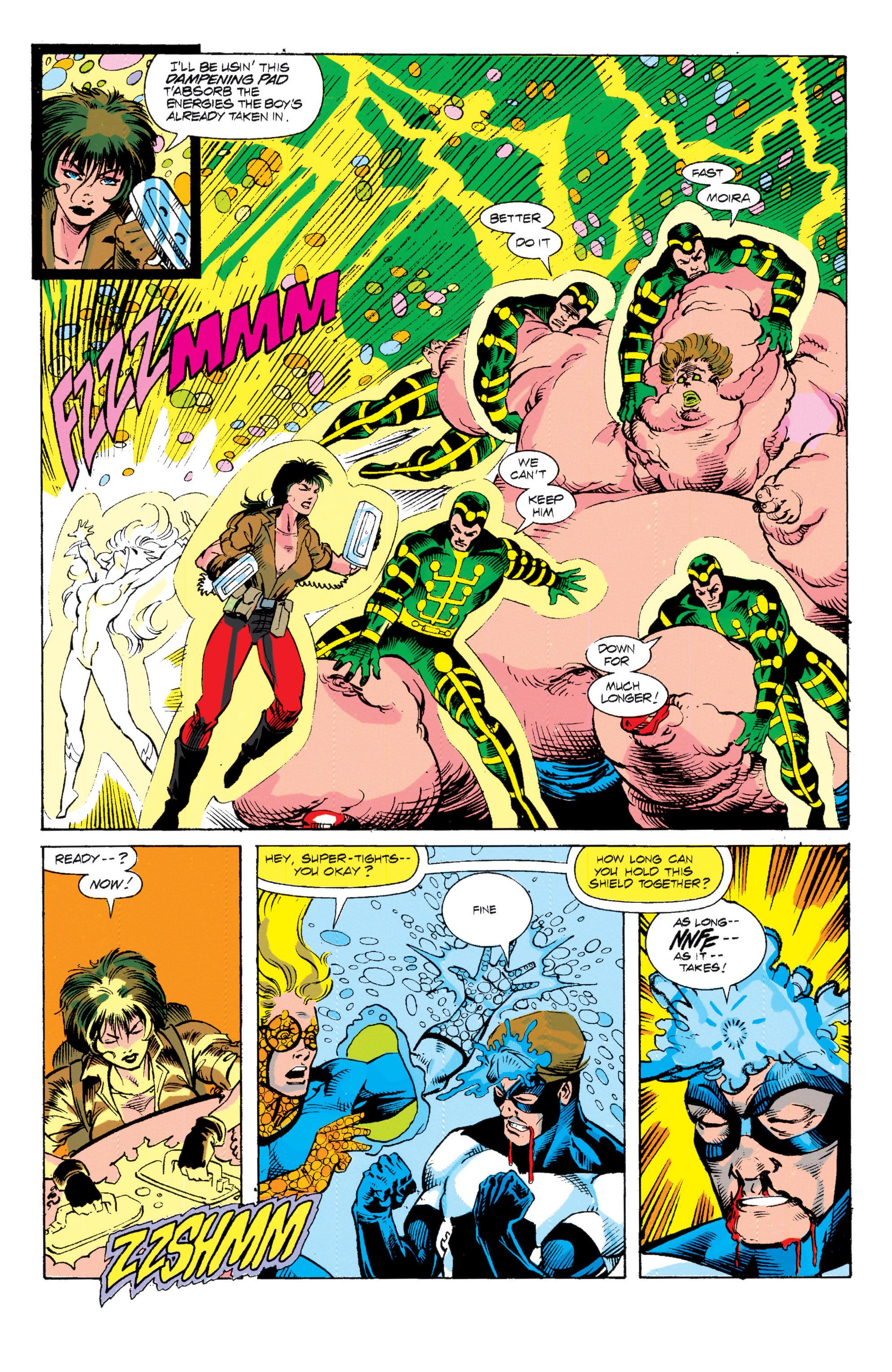 Read online Uncanny X-Men (1963) comic -  Issue # _Annual 15 - 27