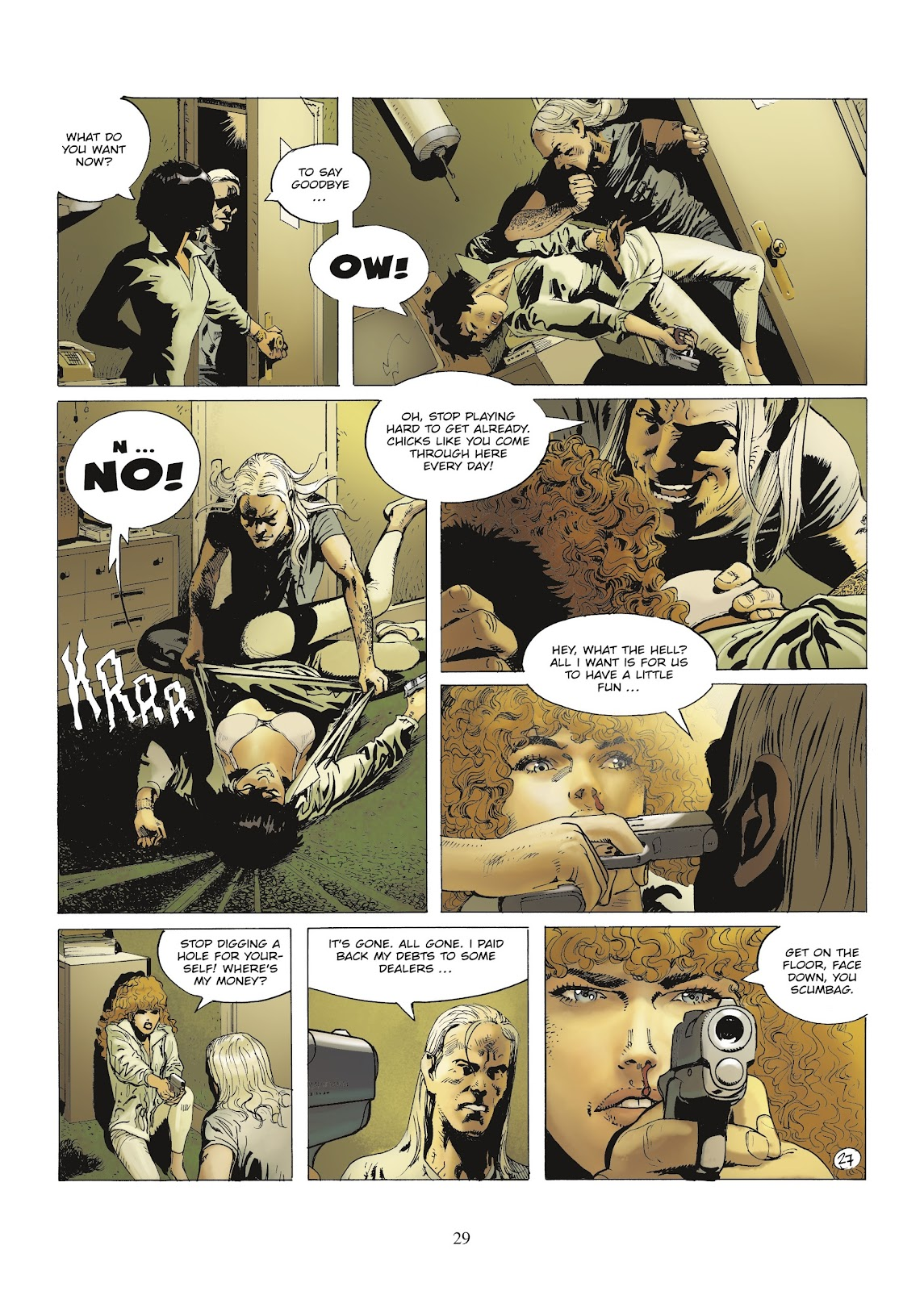 XIII Mystery issue 9 - Page 31