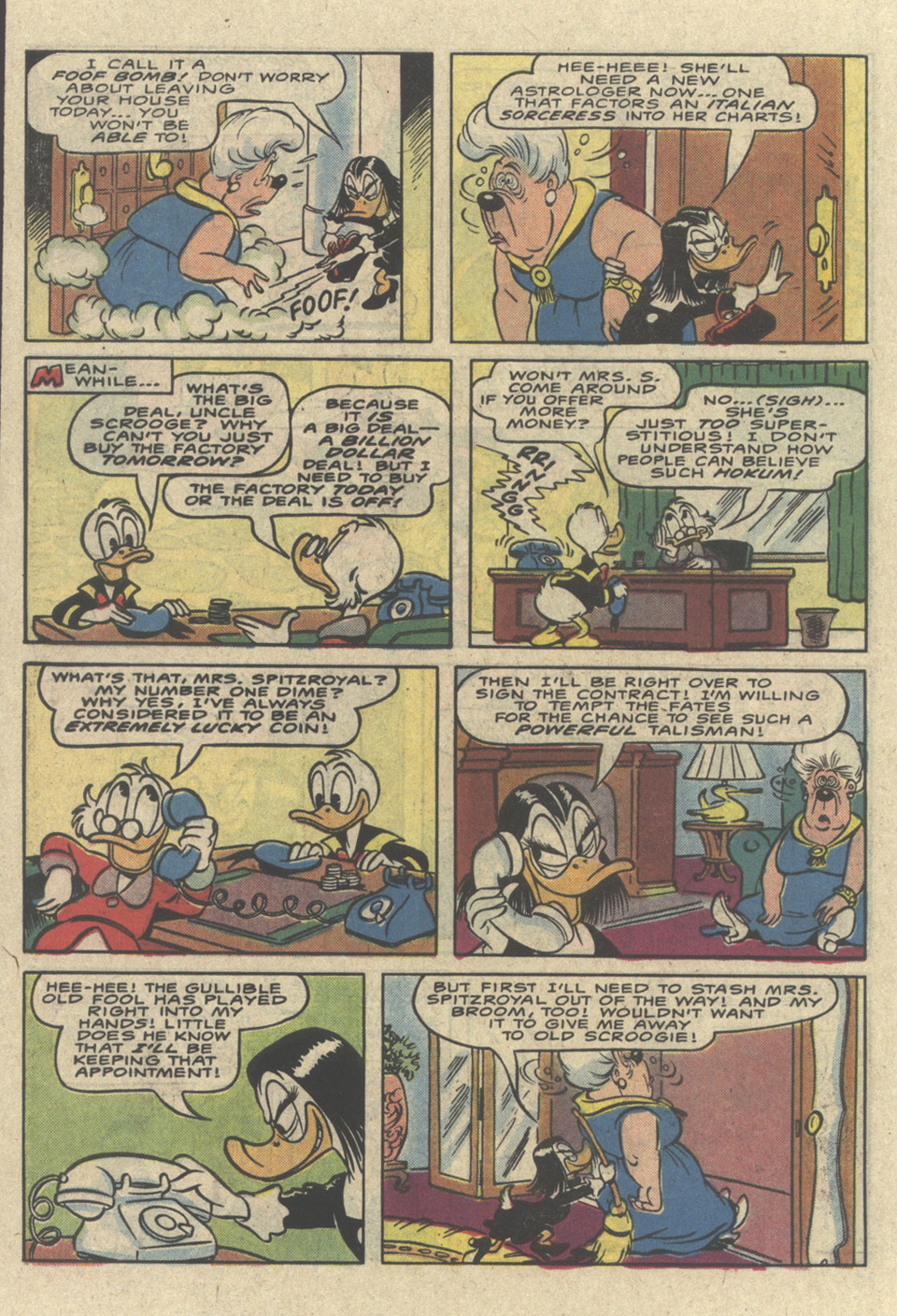 Read online Uncle Scrooge (1953) comic -  Issue #226 - 30