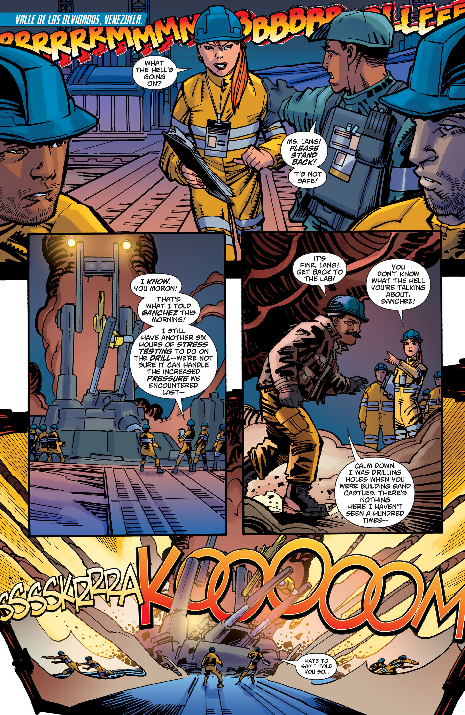Read online Action Comics (2011) comic -  Issue #25 - 27