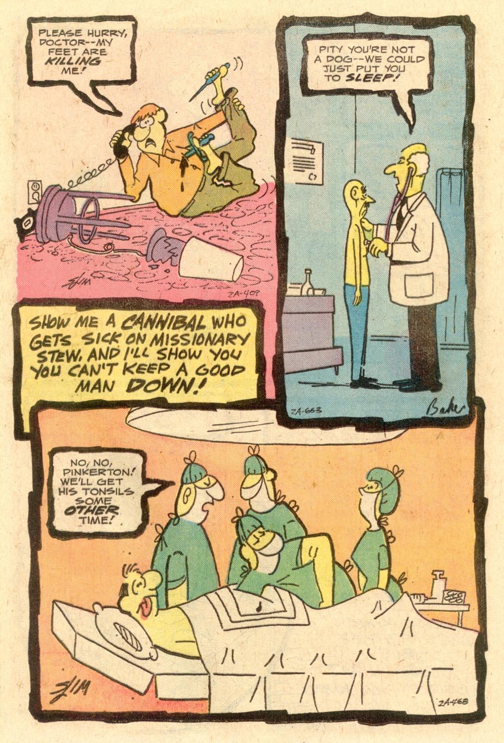 Read online Plop! comic -  Issue #24 - 28