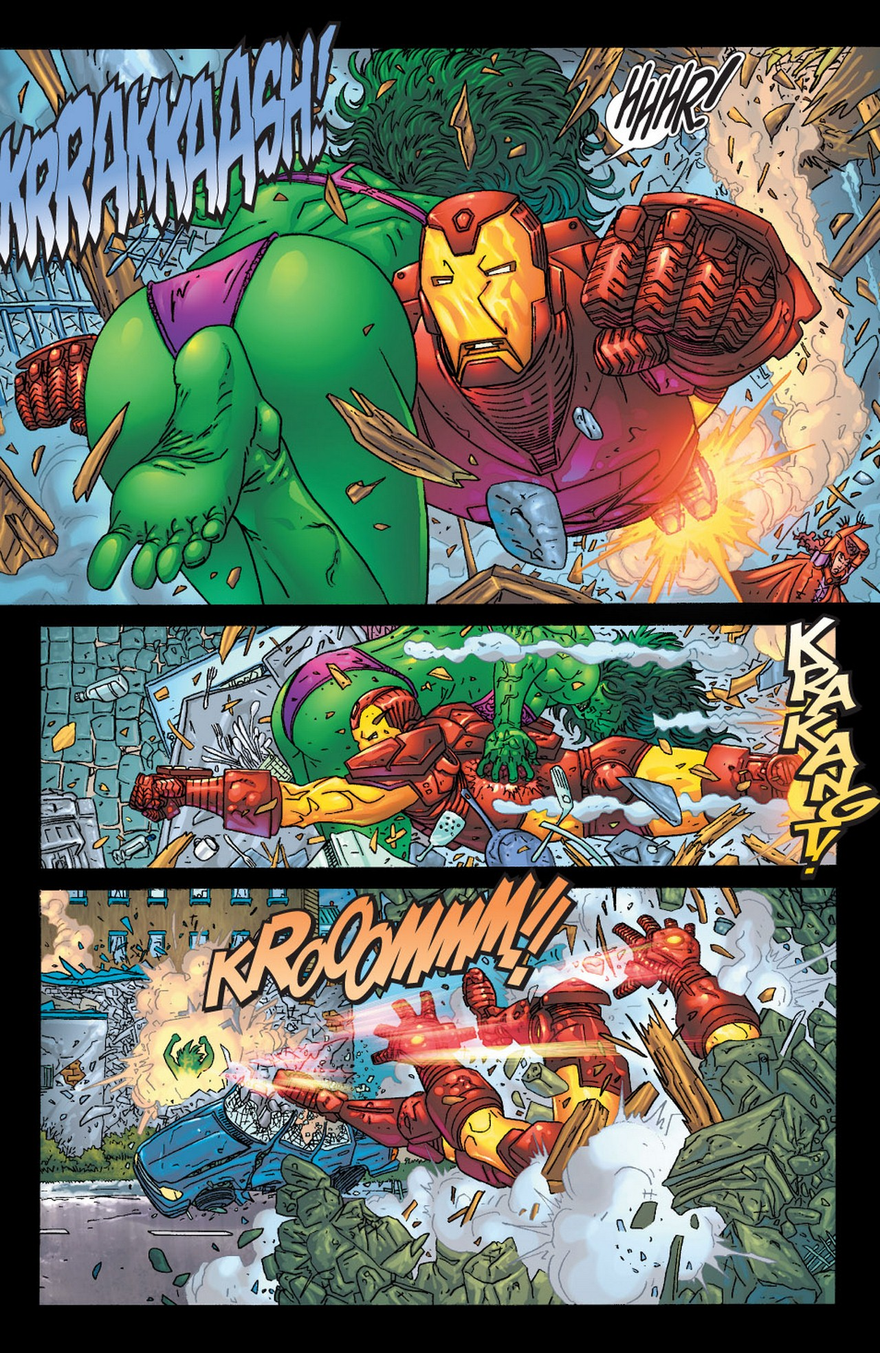 Read online Avengers (1998) comic -  Issue #73 - 8