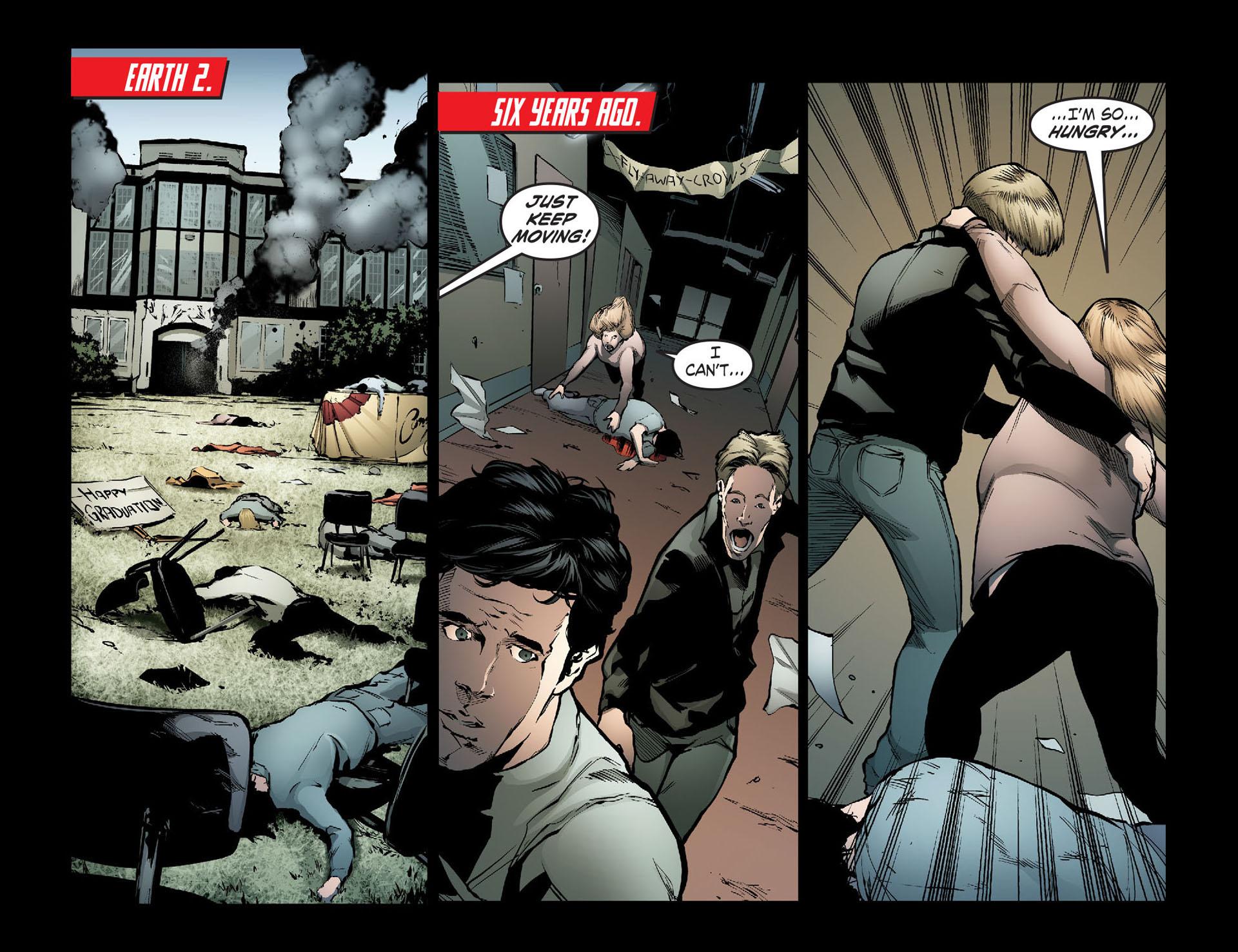 Read online Smallville: Season 11 comic -  Issue #33 - 11