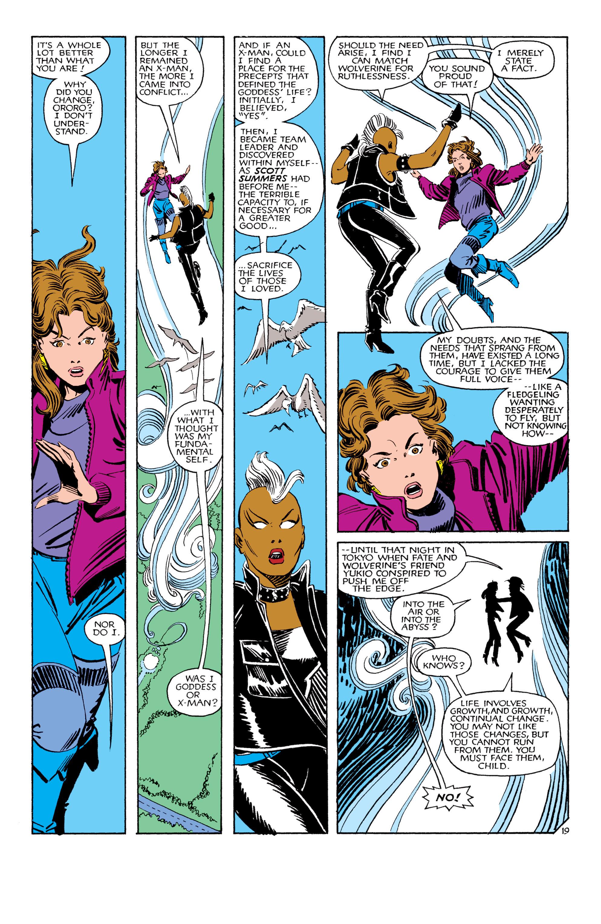 Read online Uncanny X-Men (1963) comic -  Issue #180 - 20
