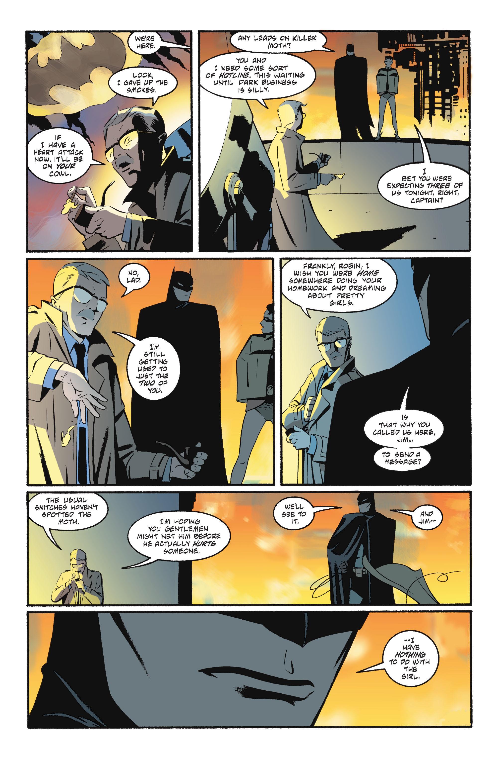 Read online Batgirl/Robin: Year One comic -  Issue # TPB 2 - 52